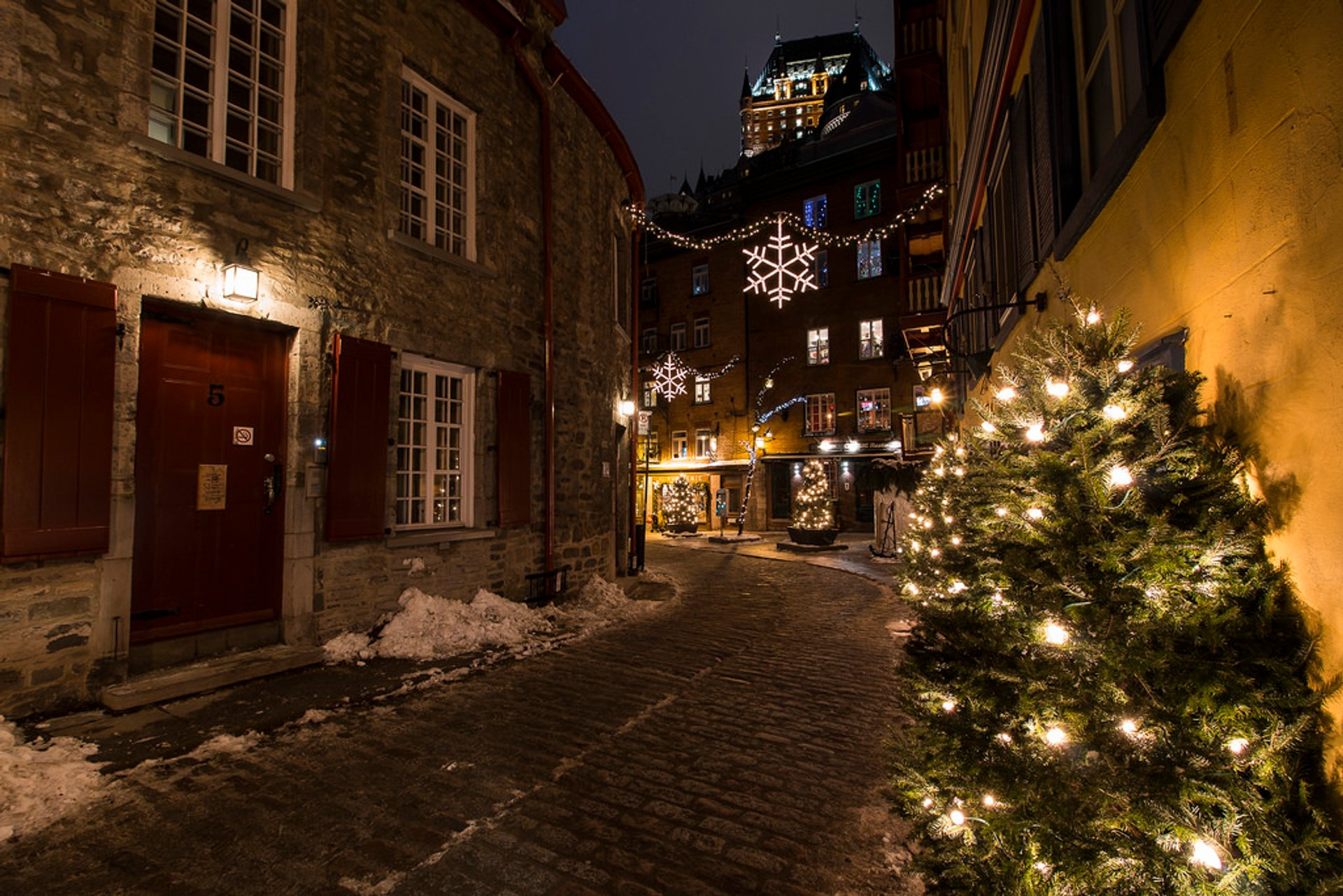 Christmas in Quebec 2019 - Best Time
