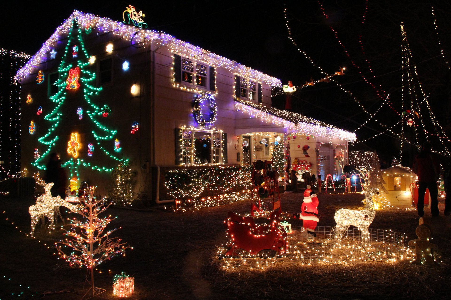 Christmas Lights in New Jersey 2020 - Best Time