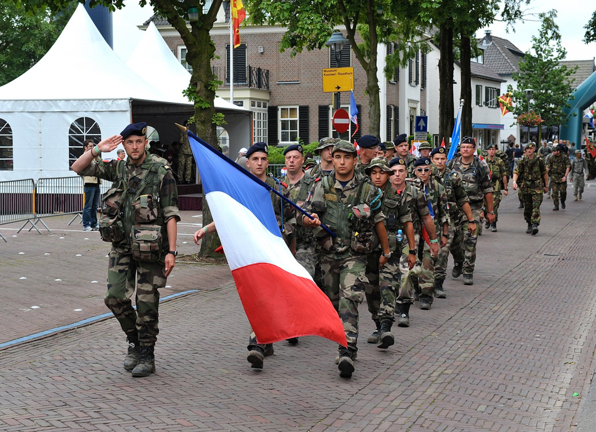 The Four Days Marches in The Netherlands 2020 - Best Time
