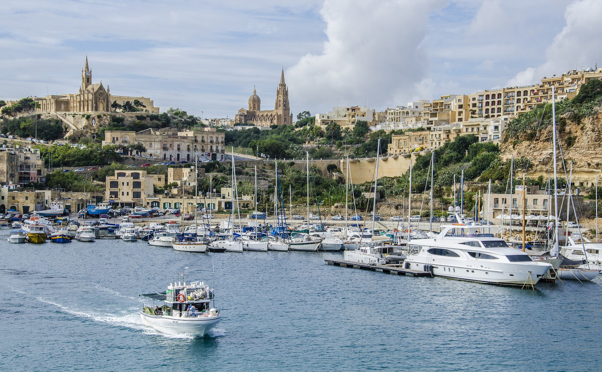 Sailing Season in Malta - Best Time