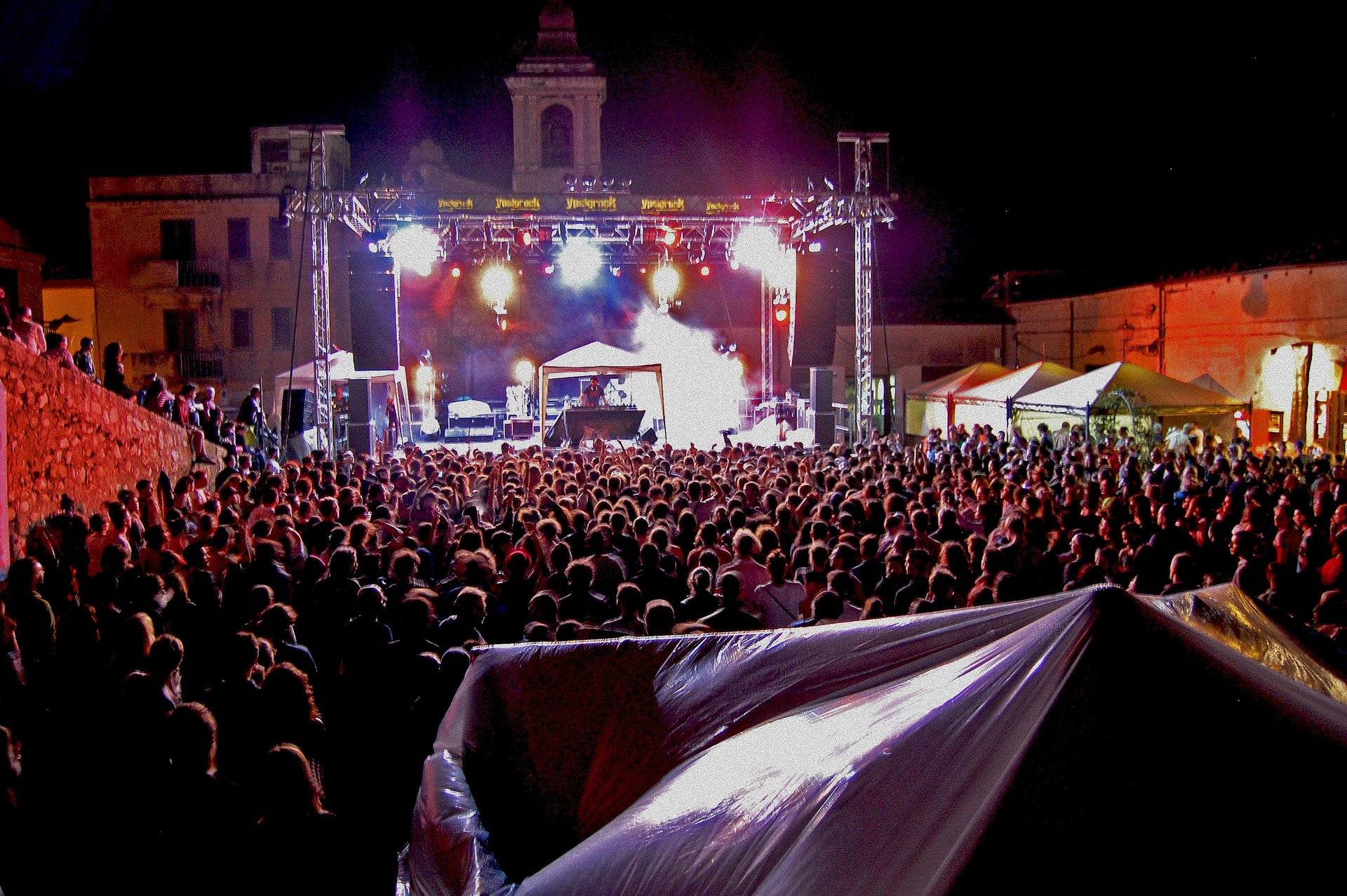 Best time for Ypsigrock Festival in Sicily 2020