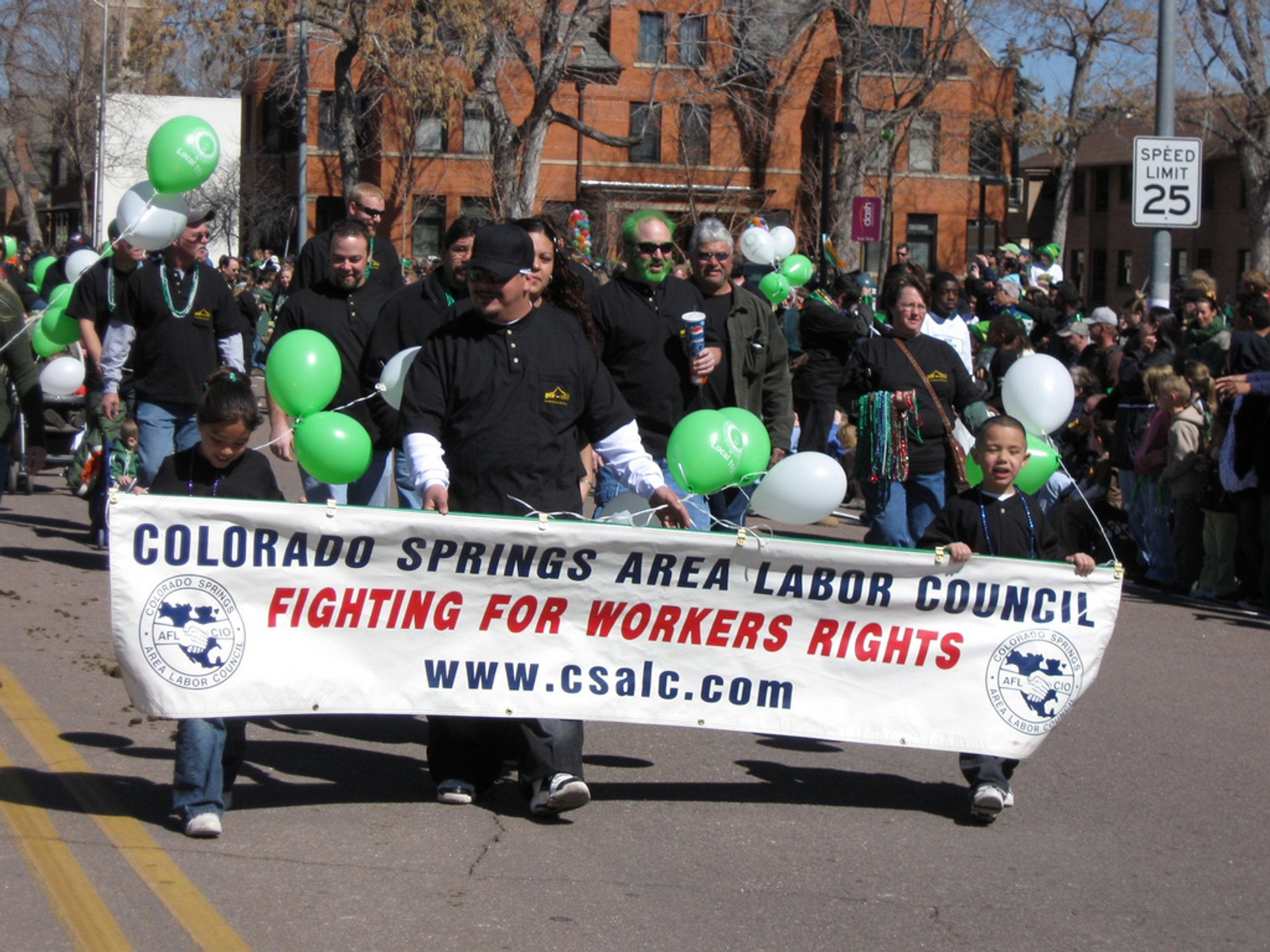 Colorado Springs St. Patrick's Day Parade in Colorado - Best Season 2020