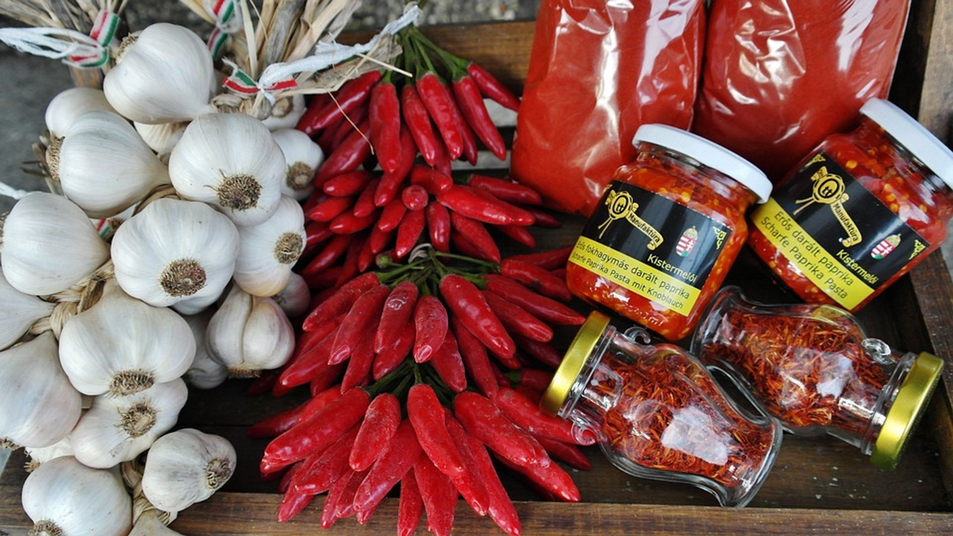 Best time for Paprika Harvest in Hungary 2020