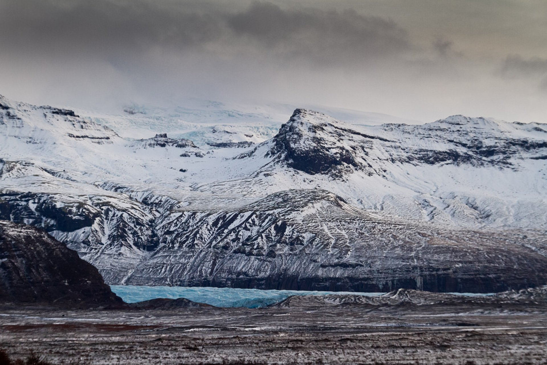 Best time to see Winter in Iceland 2020