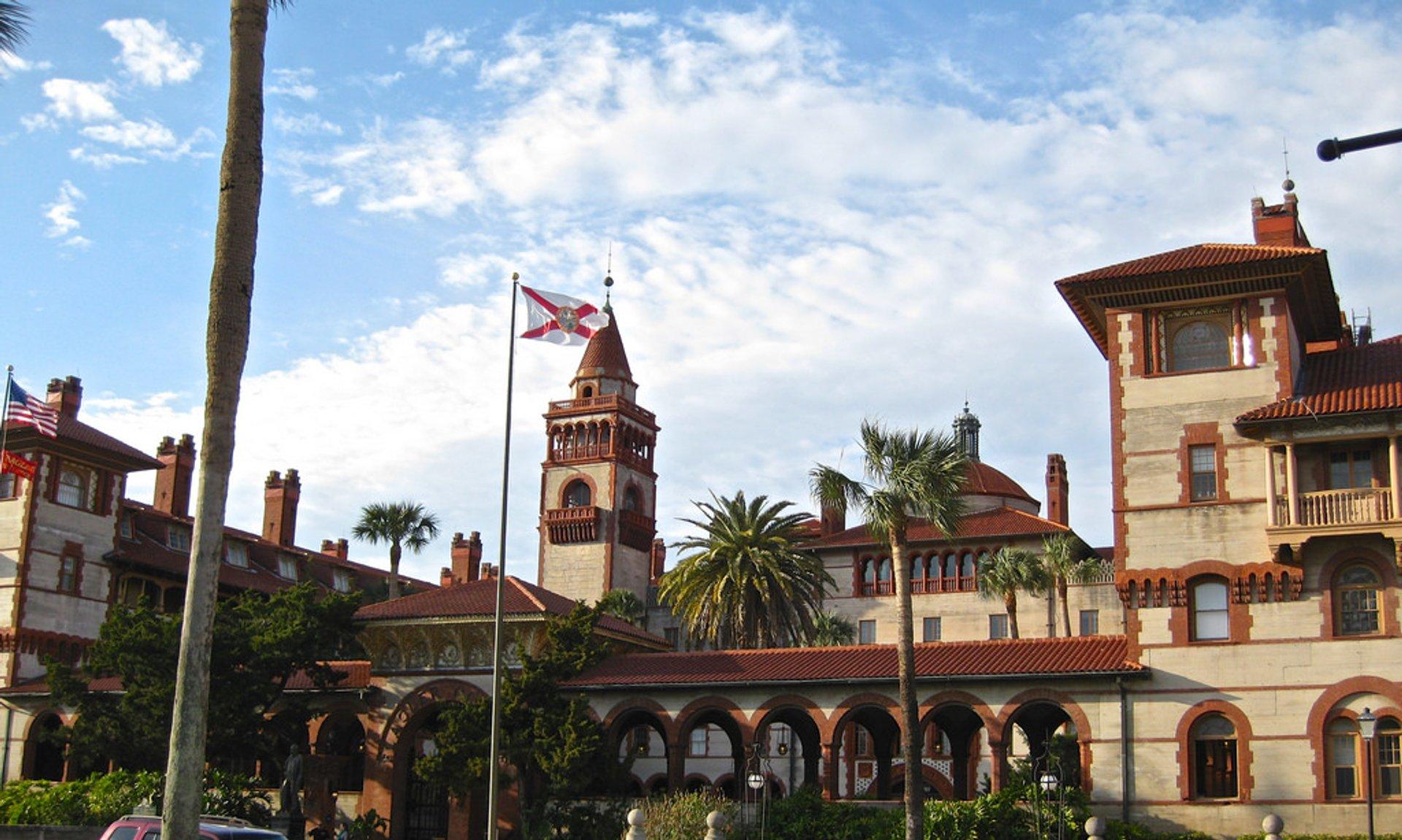 Ponce de Leon Hotel (Flagler College) in Florida 2020 - Best Time