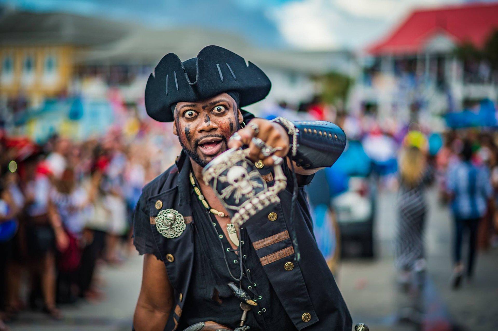 Cayman Islands Pirates Week Festival in Cayman Islands - Best Season 2020