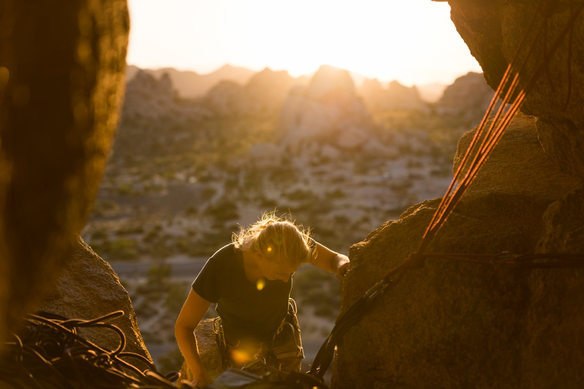 Best time for Joshua Tree Rock Climbing in Los Angeles 2020