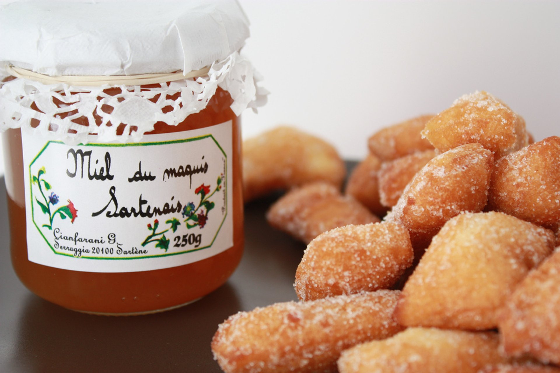 Best time for Honey Delights in Corsica 2020