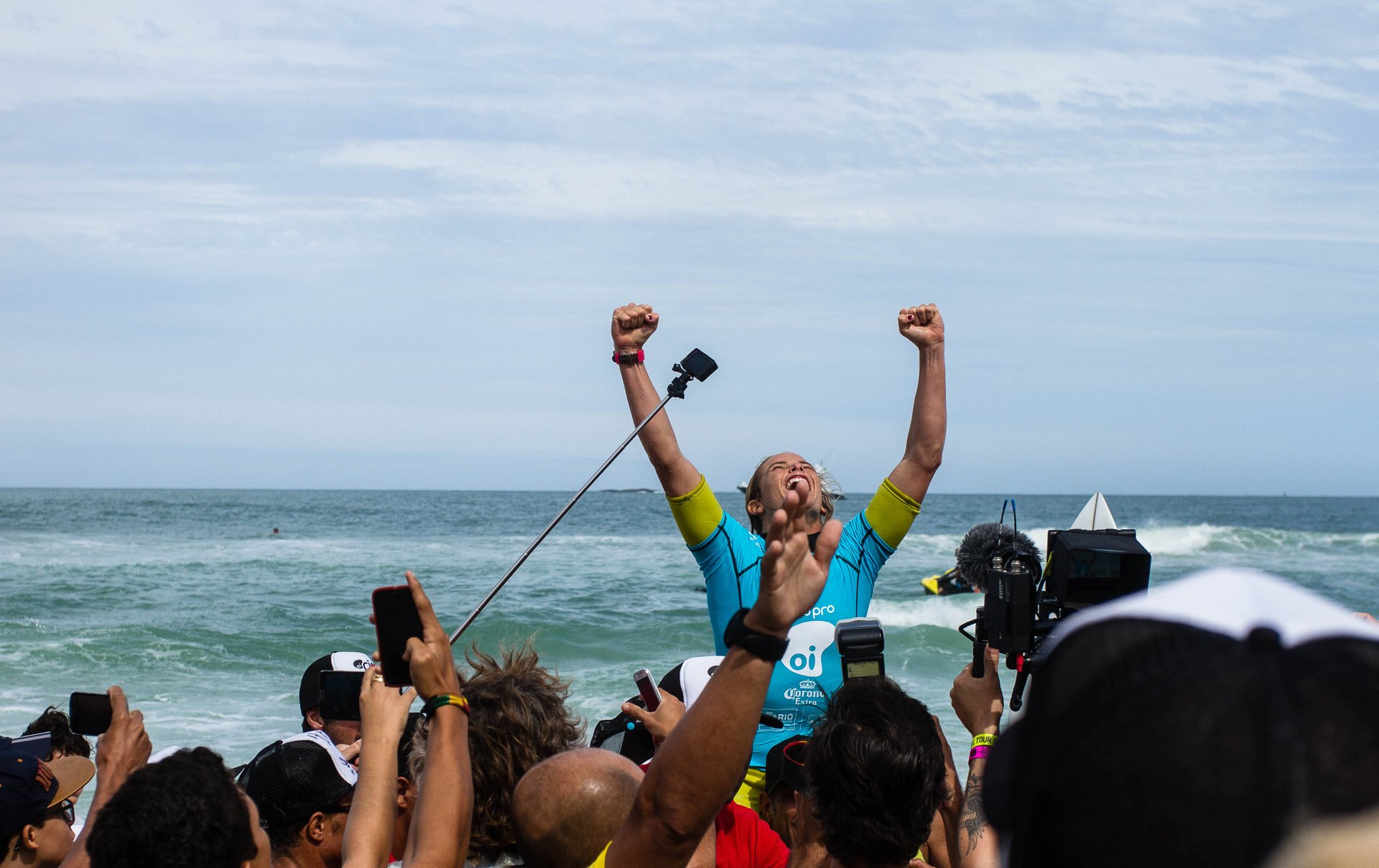 Best time to see Oi Rio Pro 2020