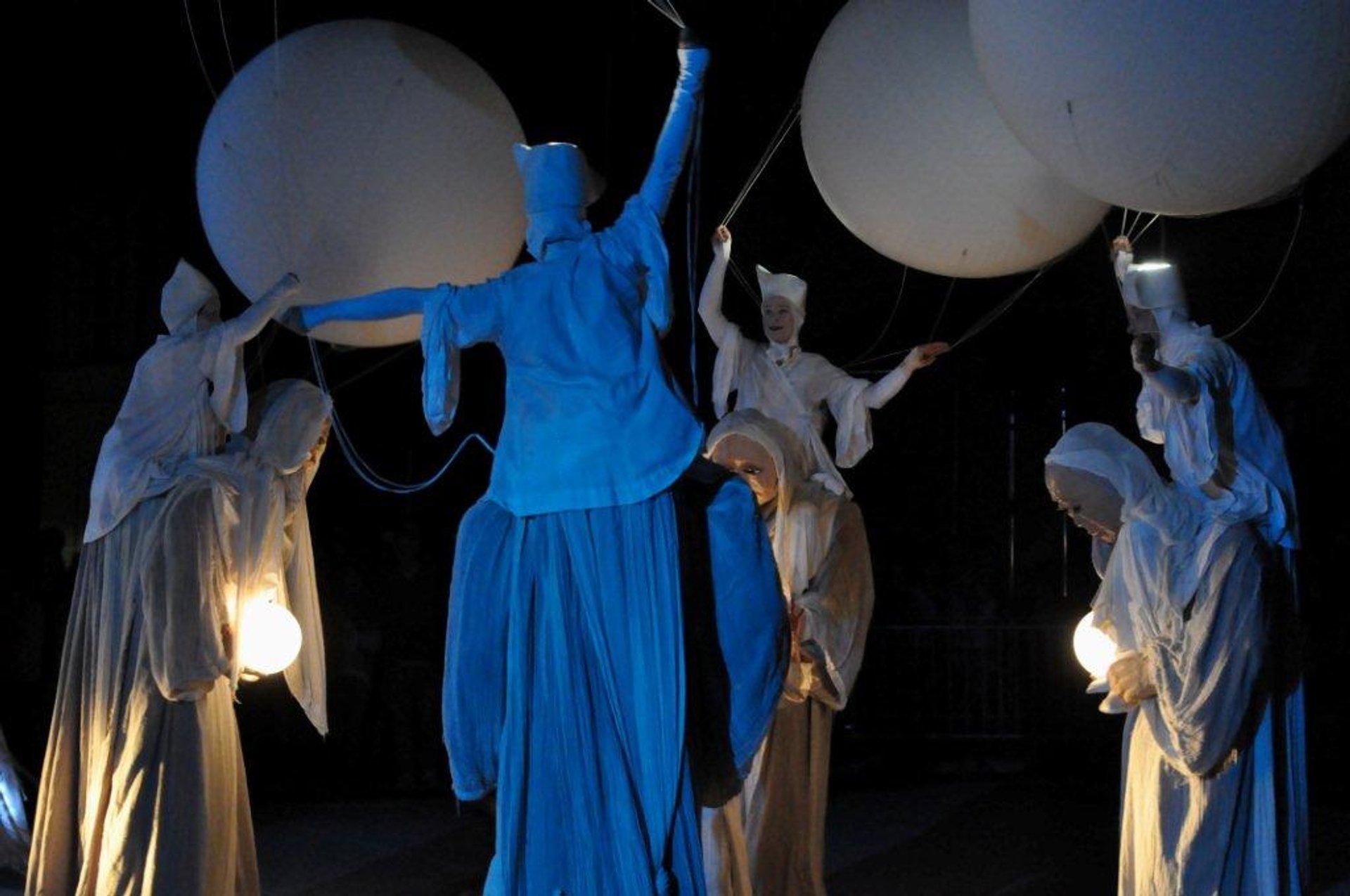 Best time to see La Strada Street Theatre Festival in Austria