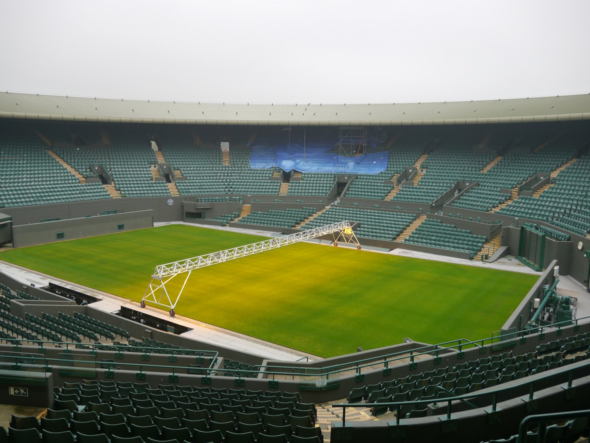 Wimbledon Tour - Court One 2019