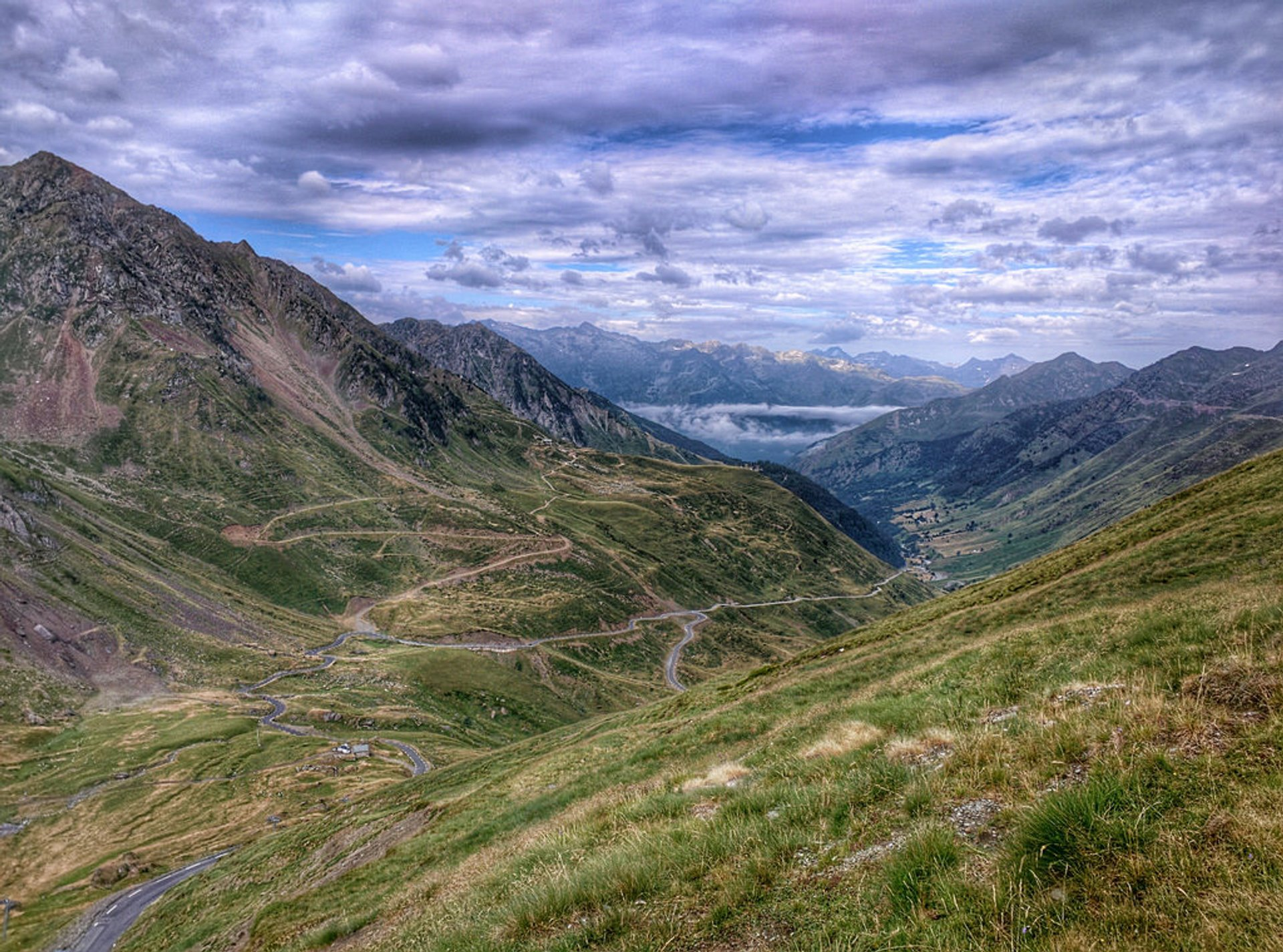 Best time for Col du Tourmalet in France 2020