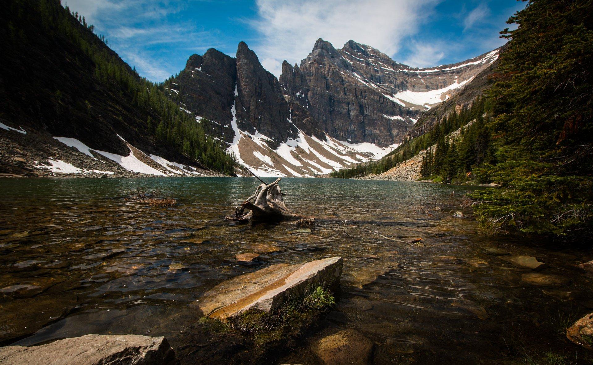 Lake Agnes 2020
