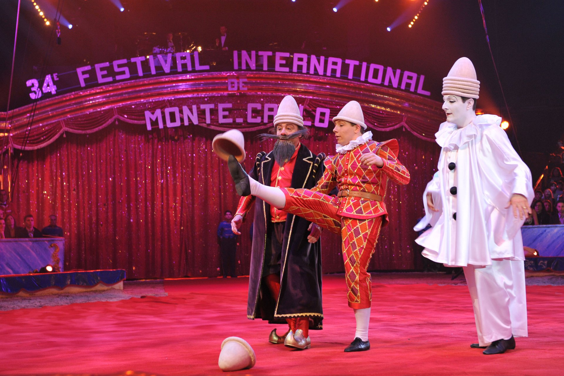 International Circus Festival of Monte-Carlo in Monaco 2019 - Best Time