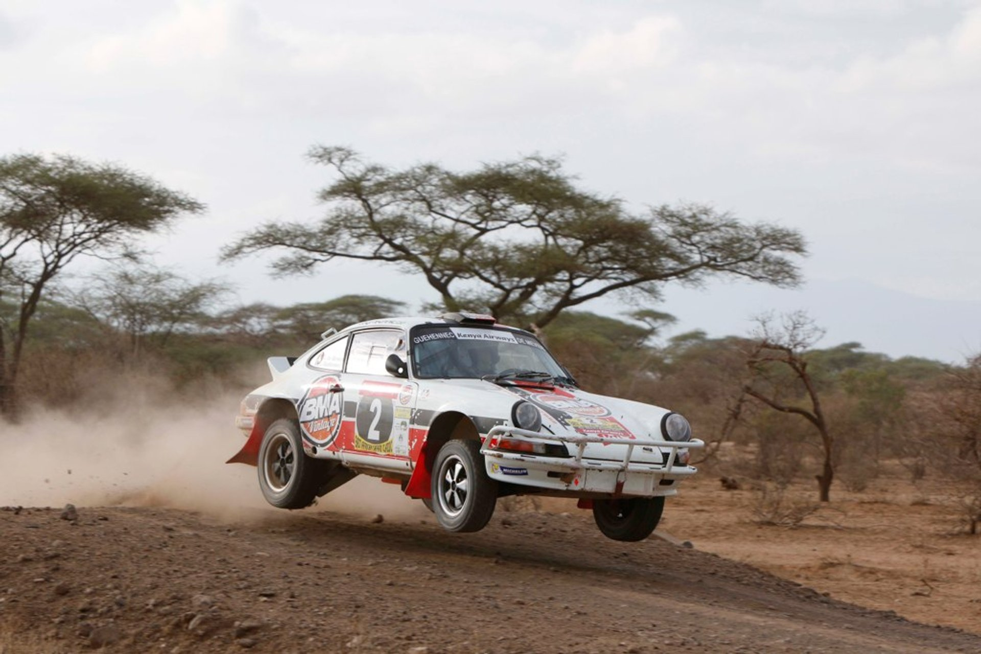 East African Safari Classic Rally in Kenya - Best Season 2020