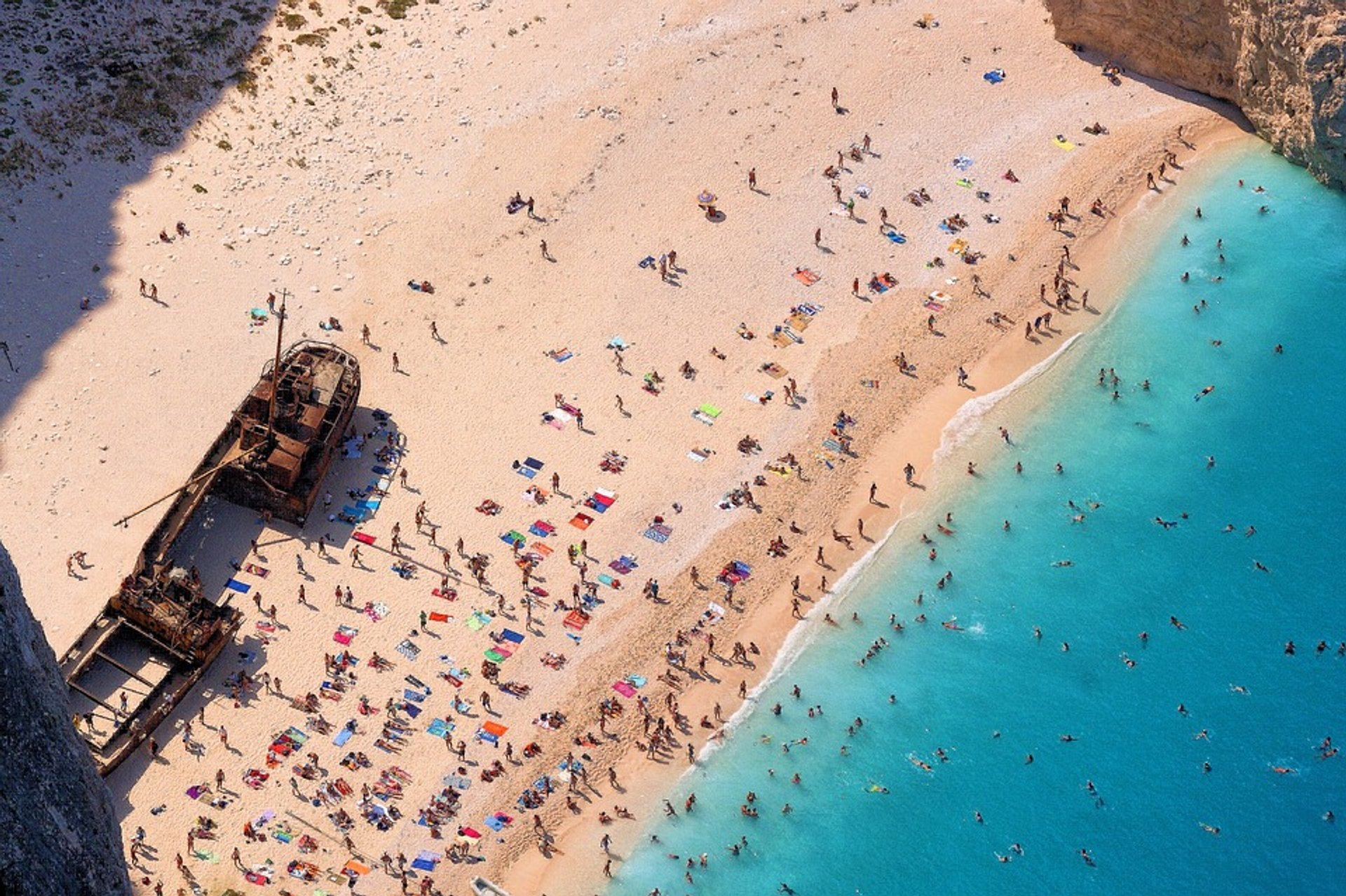Navagio Shipwreck Beach in Greece 2019 - Best Time