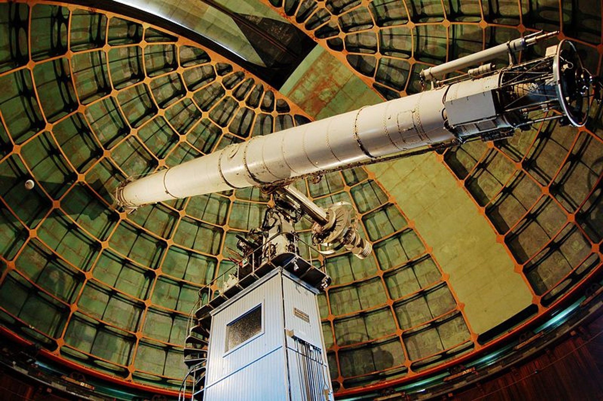 Lick Observatory in California - Best Season 2020