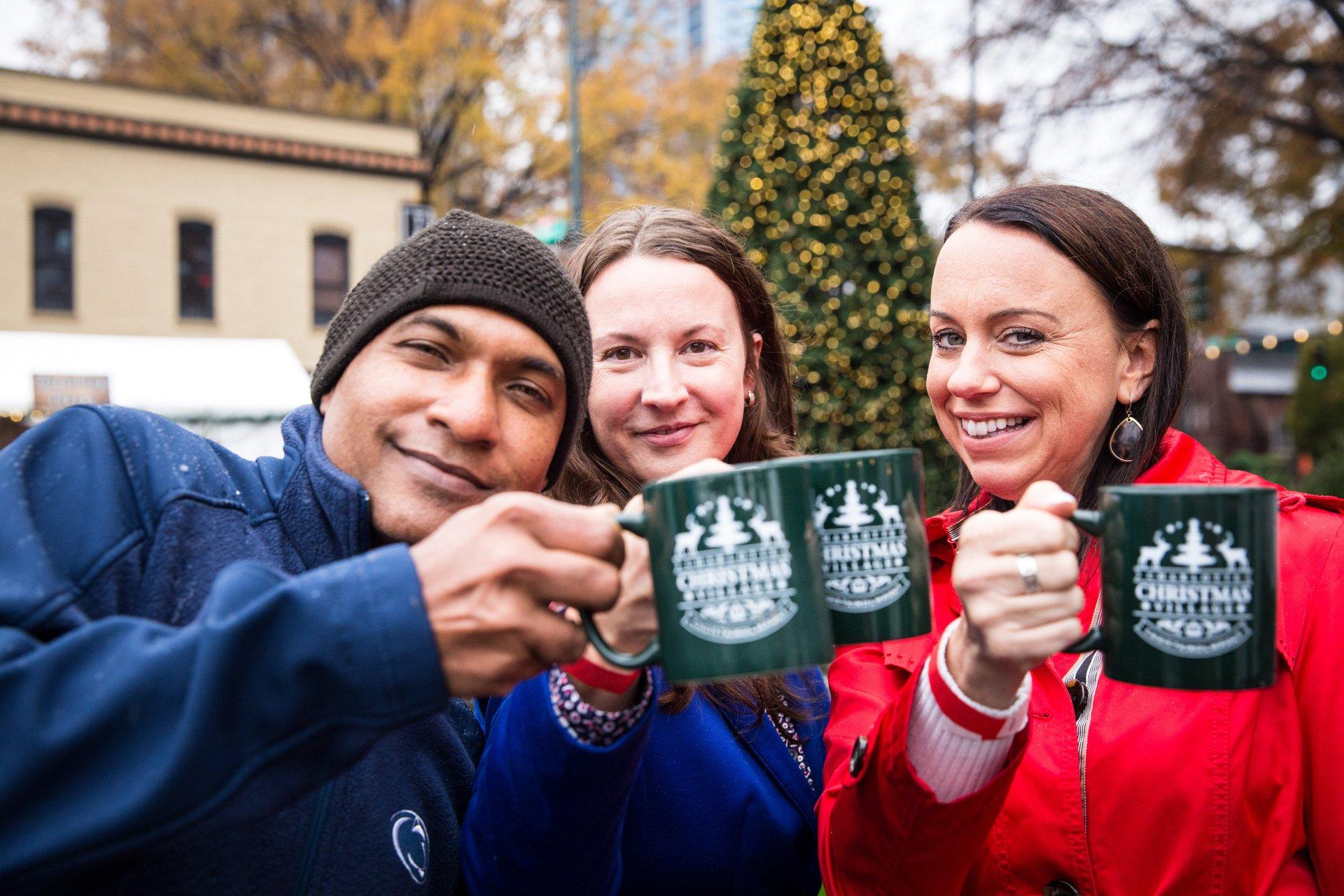 Charlotte Christmas Village in Charlotte, NC - Best Season 2020