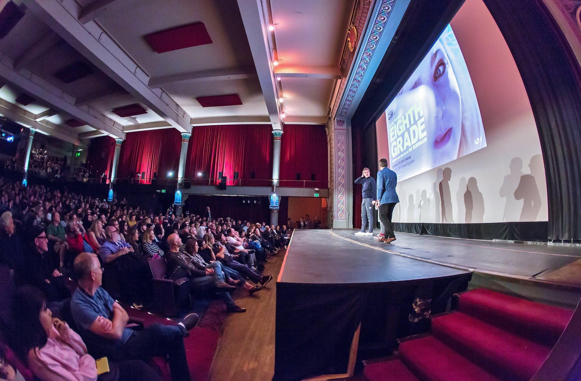 Seattle International Film Festival (SIFF) 2021 - Dates