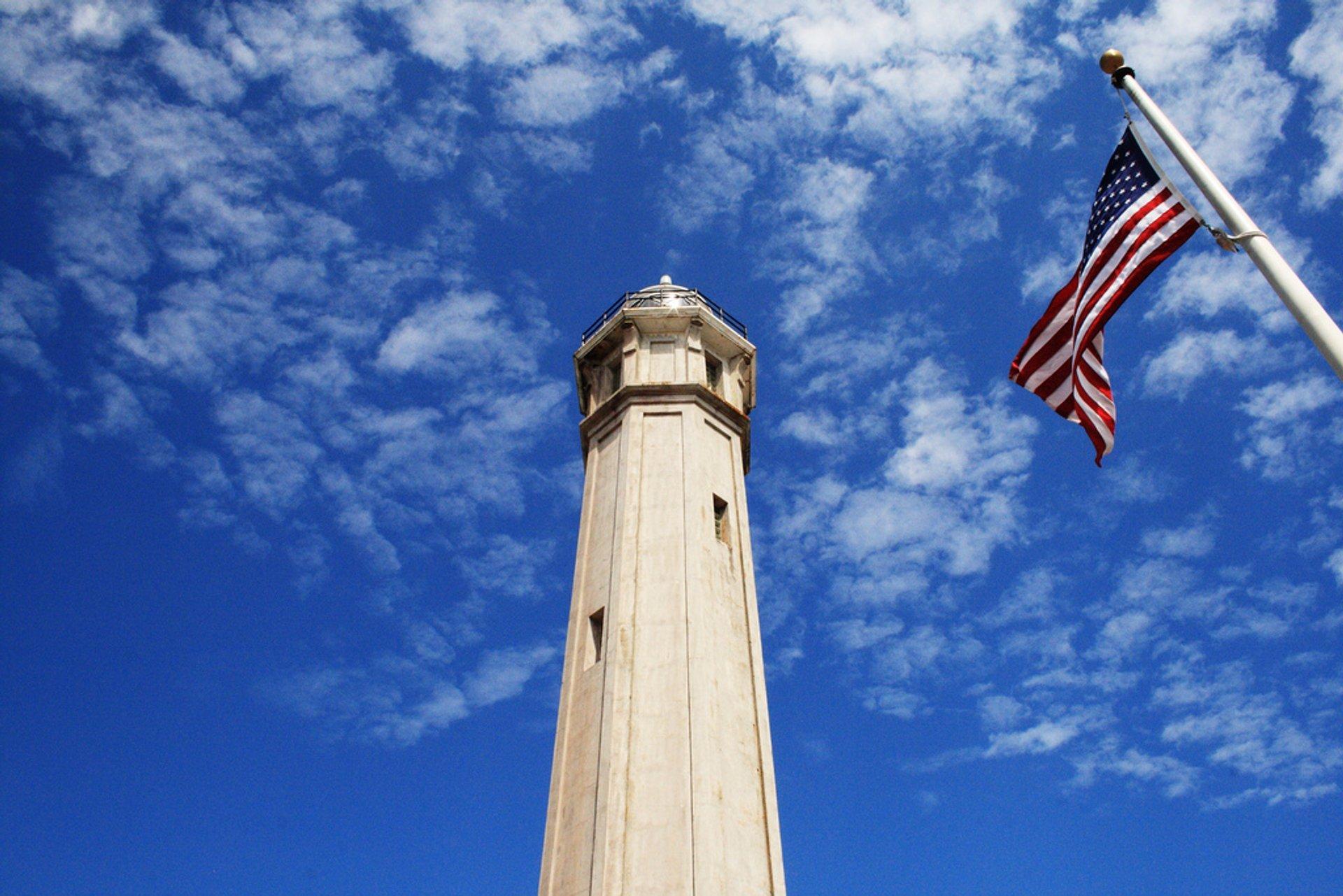 Best time for Alcatraz in San Francisco 2020