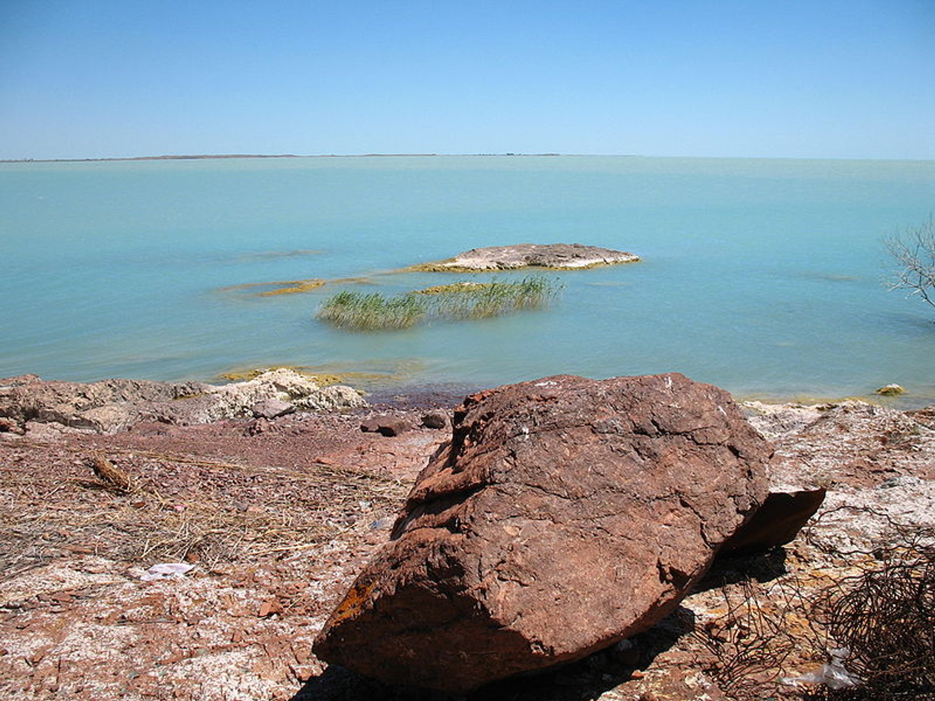 Lake Balkhash in Kazakhstan - Best Season 2020