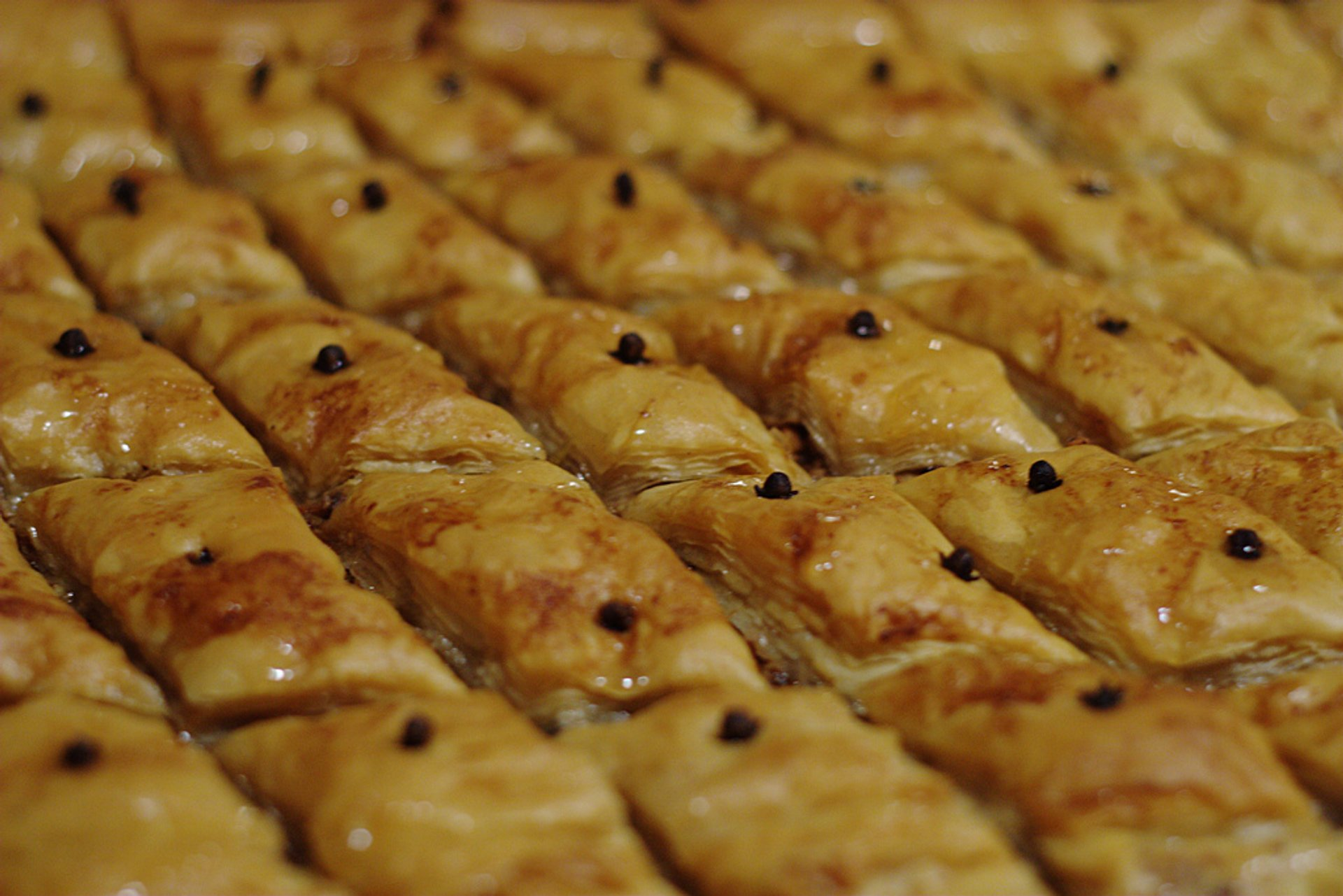 Baklava in Santorini 2020 - Best Time