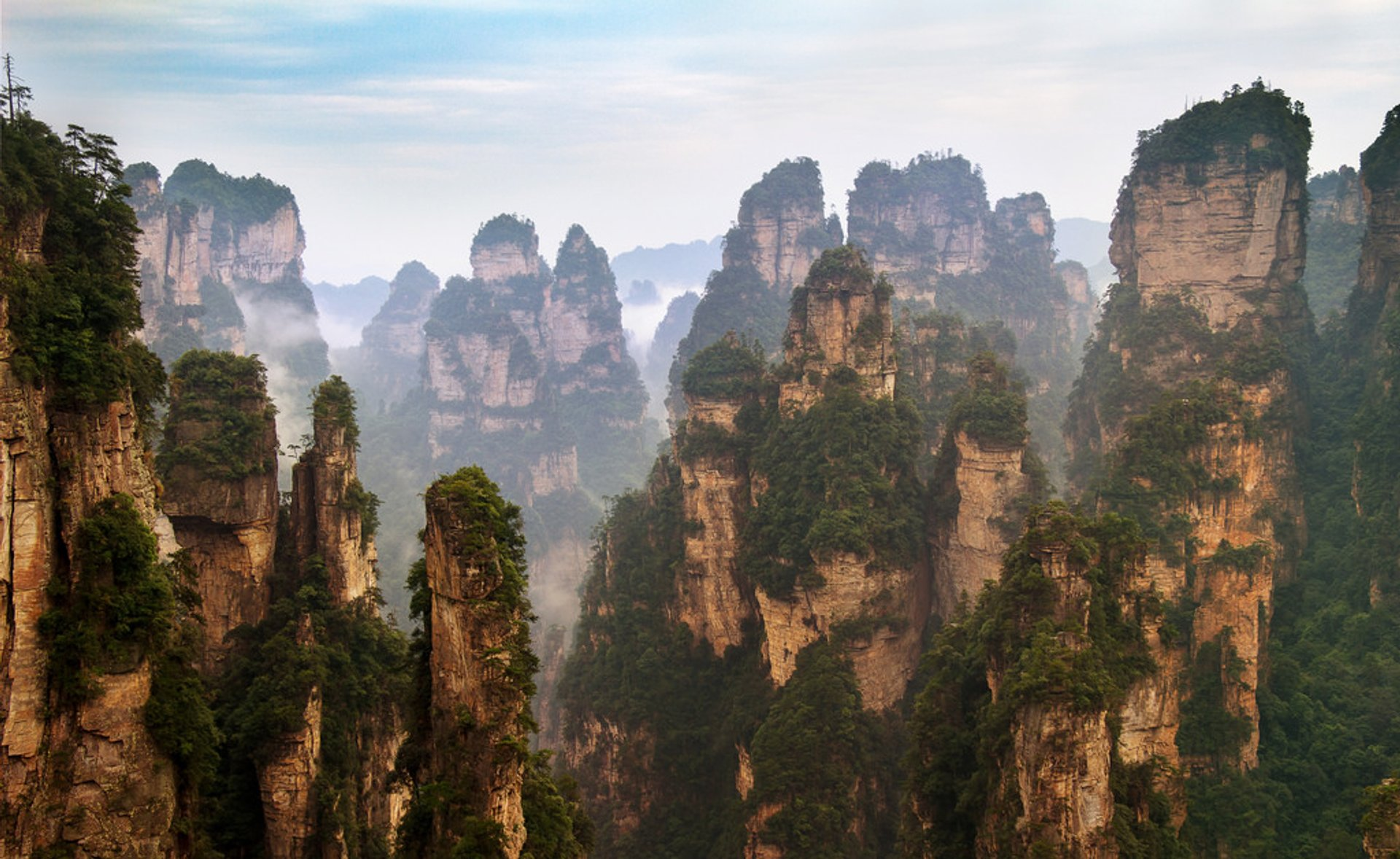 Zhangjiajie National Forest Park in China - Best Time