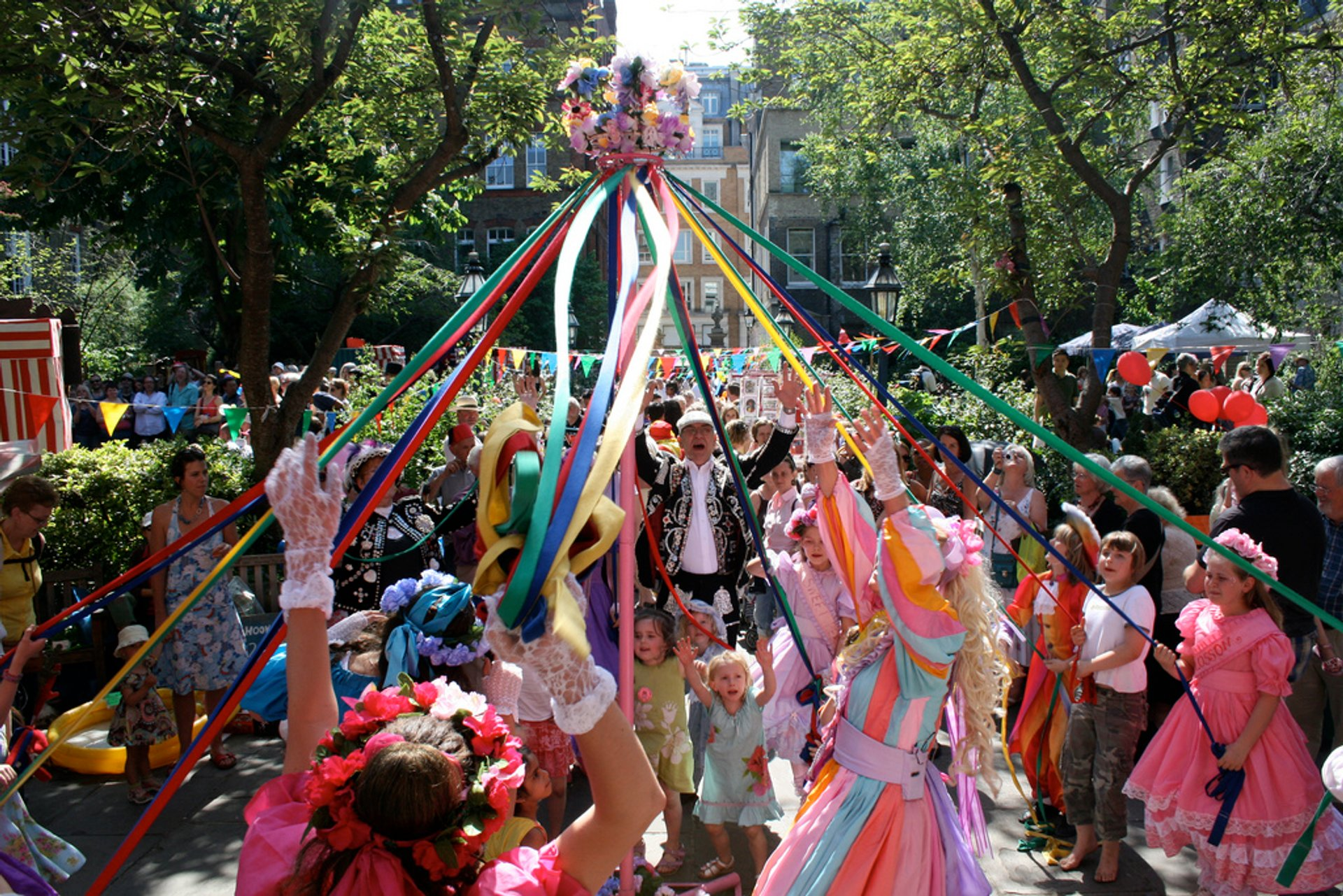 Covent Garden May Fayre and Puppet Festival in London 2019 - Best Time