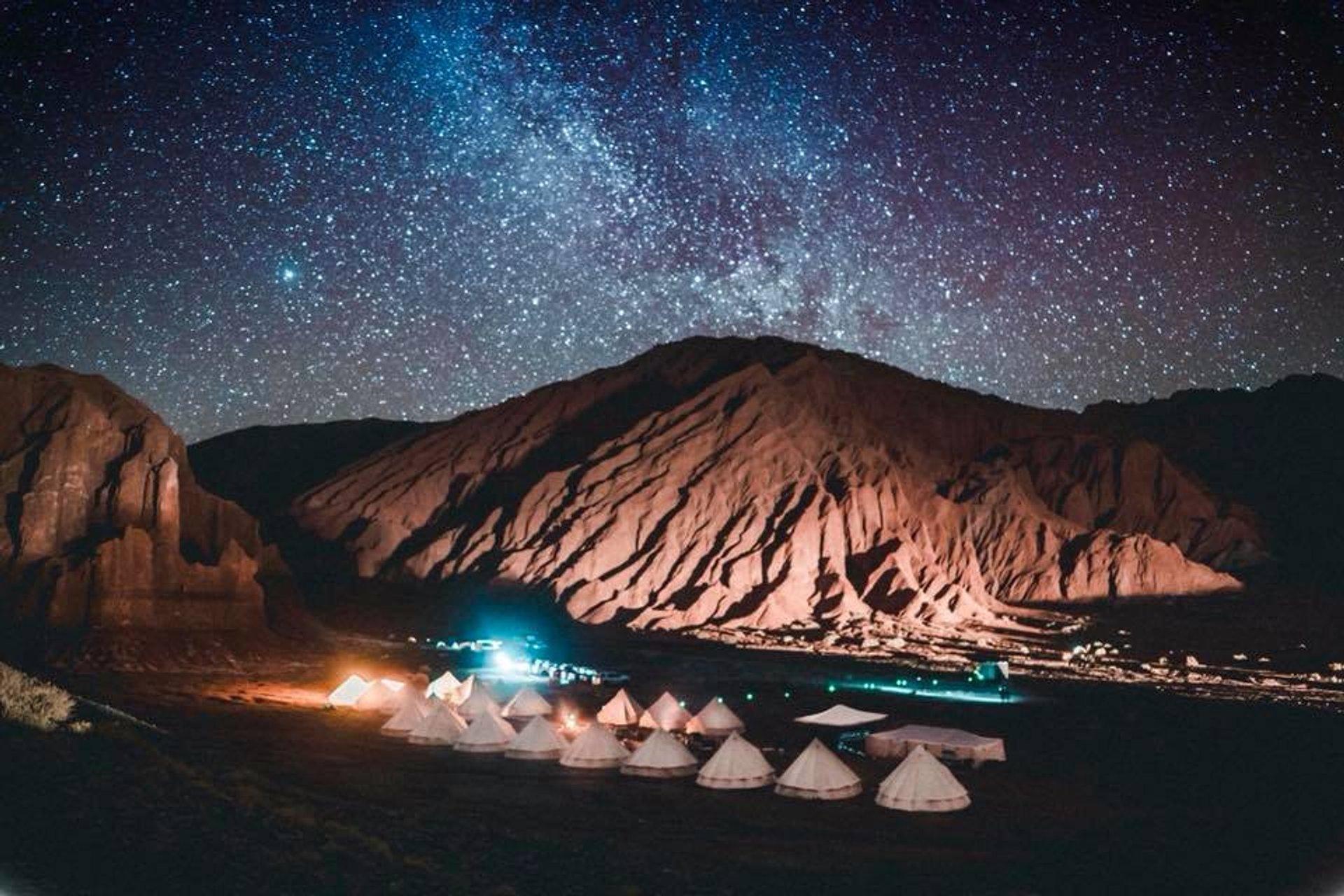 Best time for Atacama Crossing 2020