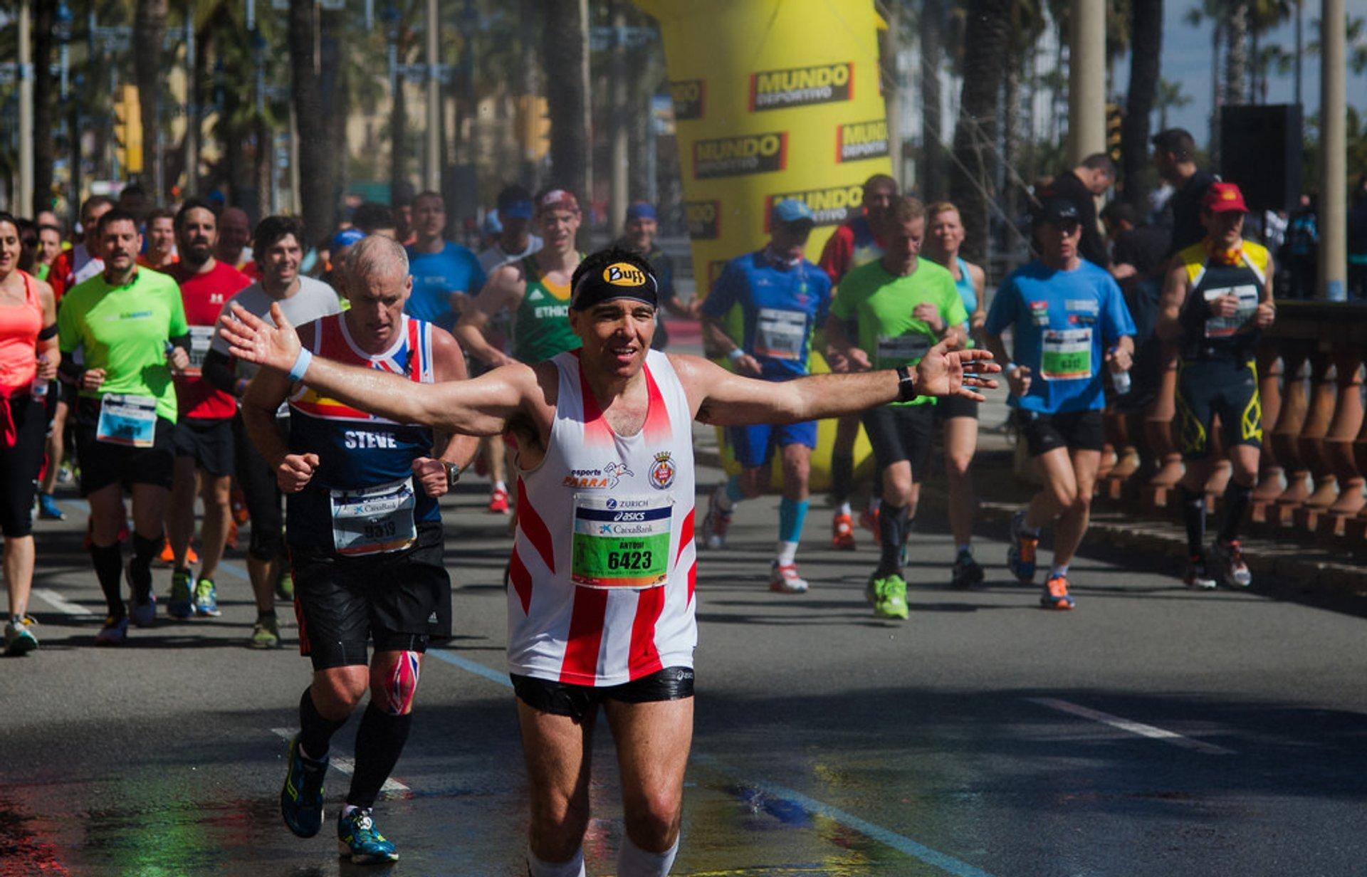 Barcelona Marathon in Barcelona - Best Season 2020