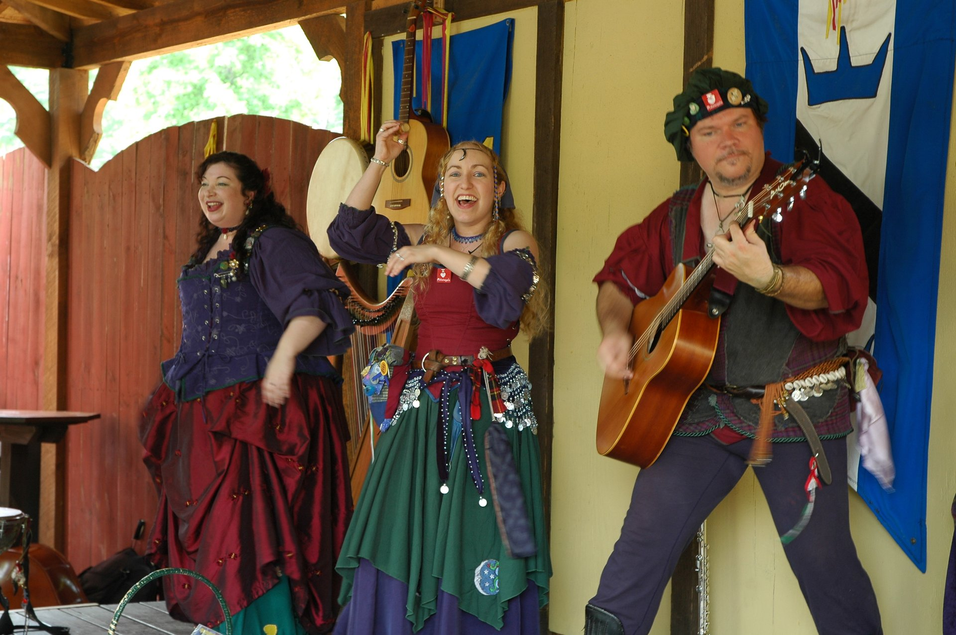 Best time to see Georgia Renaissance Festival in Georgia 2020