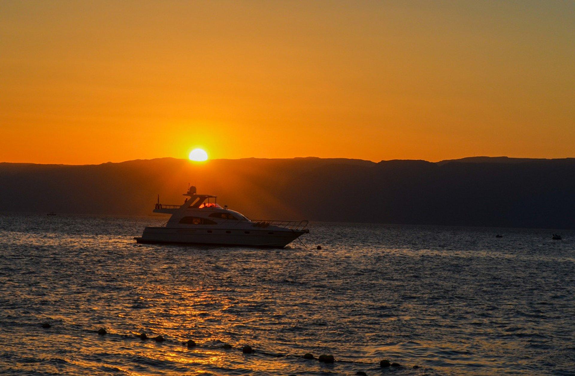 Cruising in Jordan 2019 - Best Time