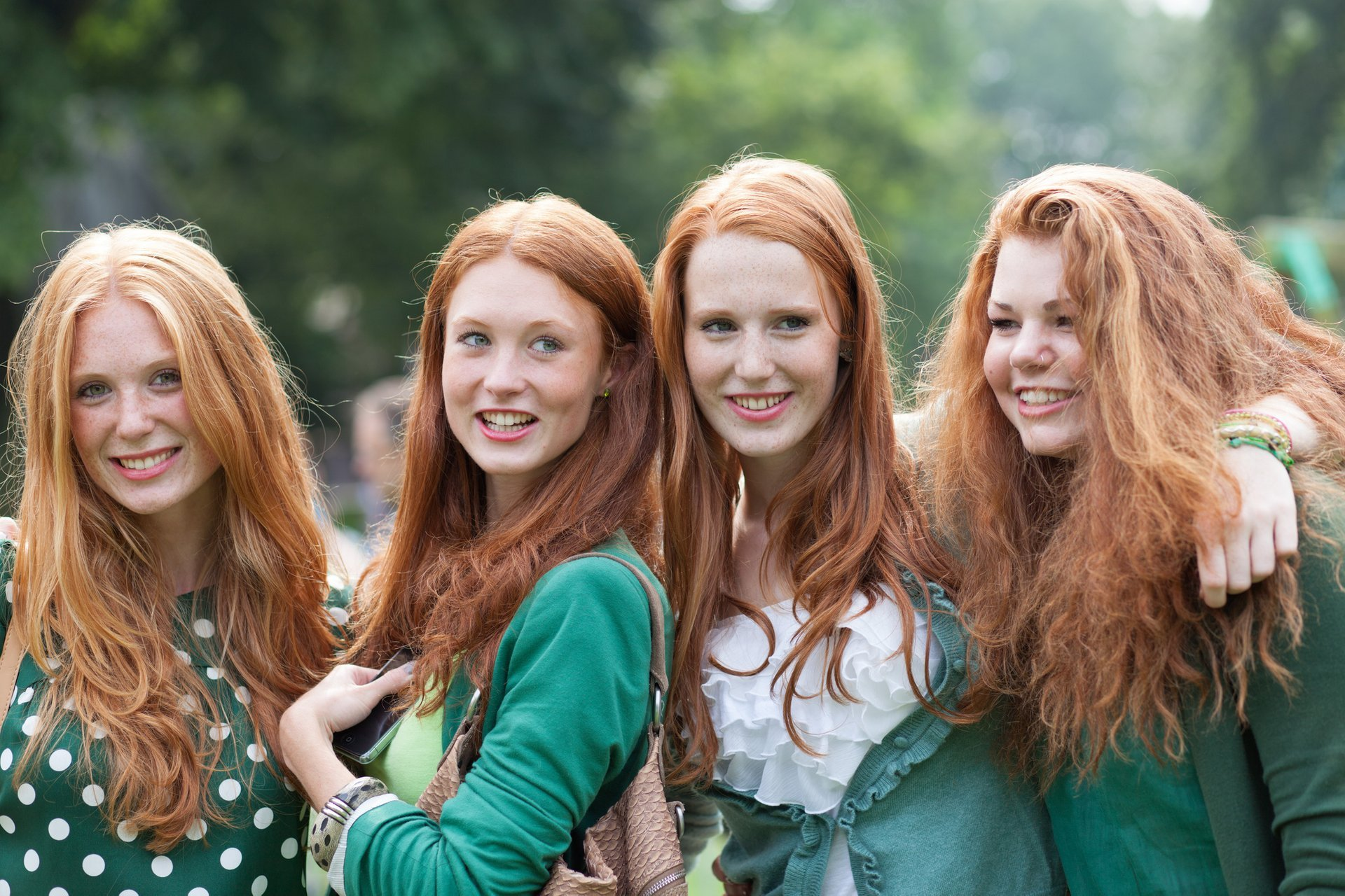 Best time for Redhead Days (Roodharigendag) in The Netherlands 2020