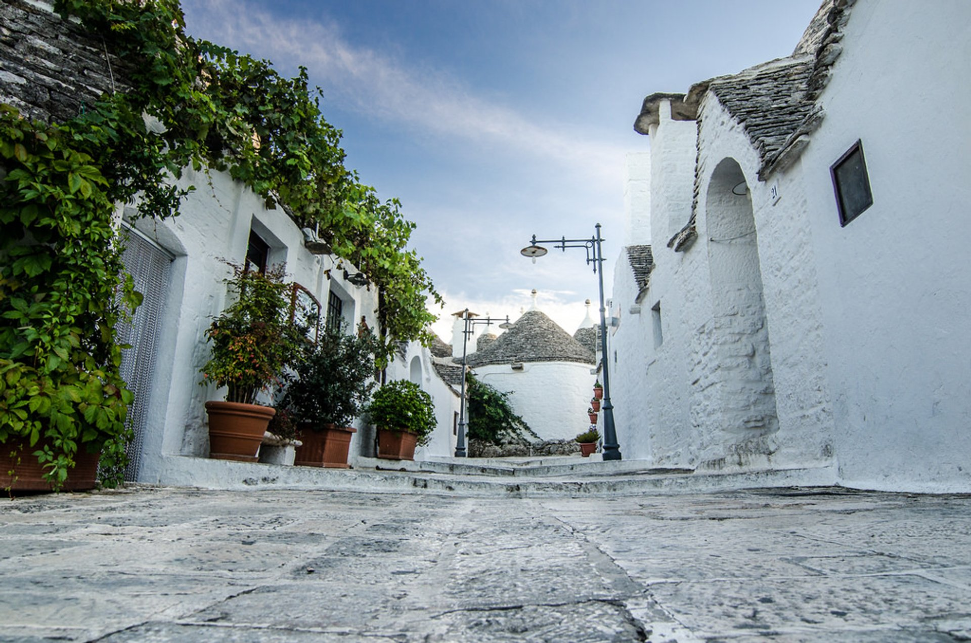 Best time for Trulli of Alberobello in Italy 2020