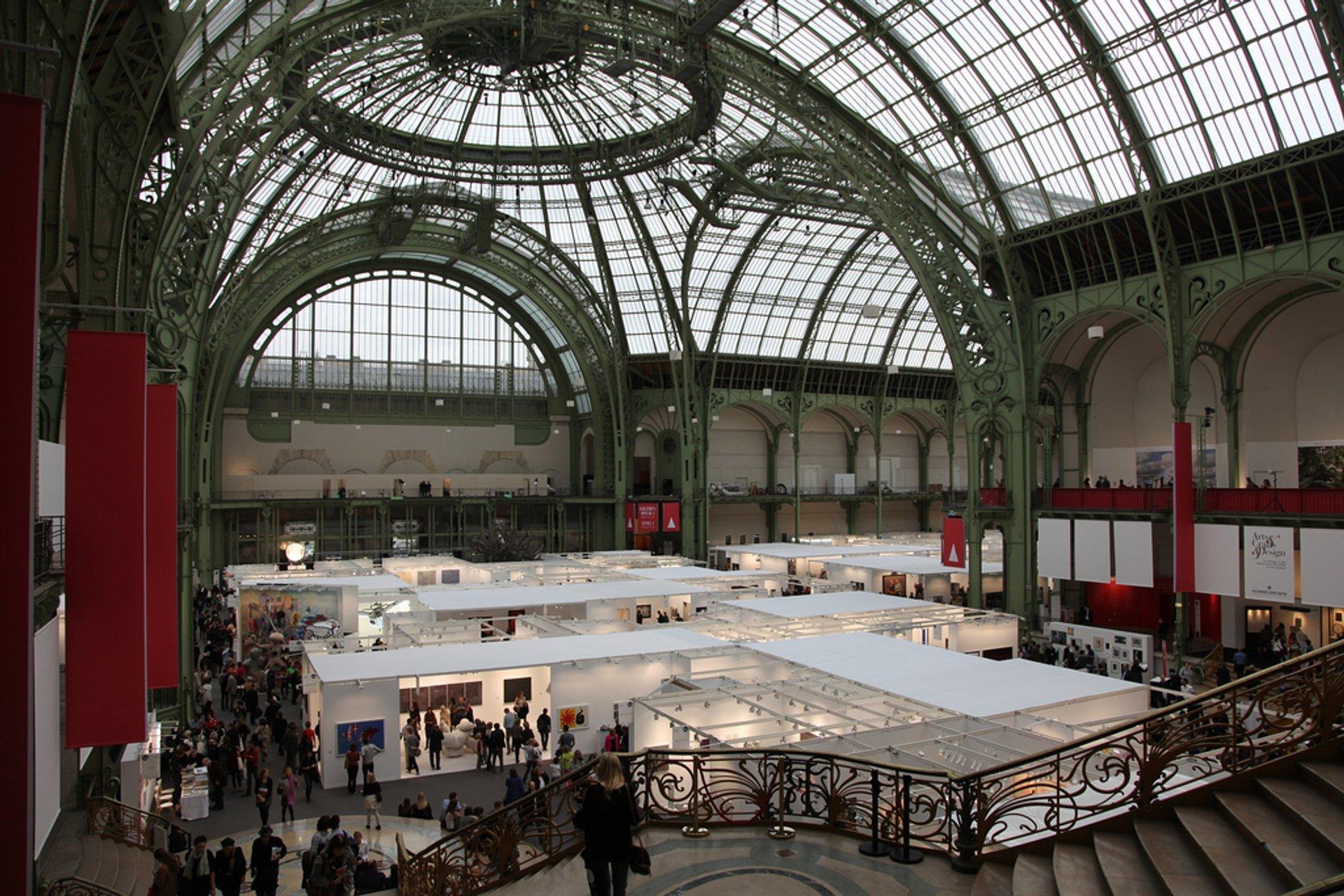 Foire Internationale d'Art Contemporain (FIAC) in Paris 2019 - Best Time