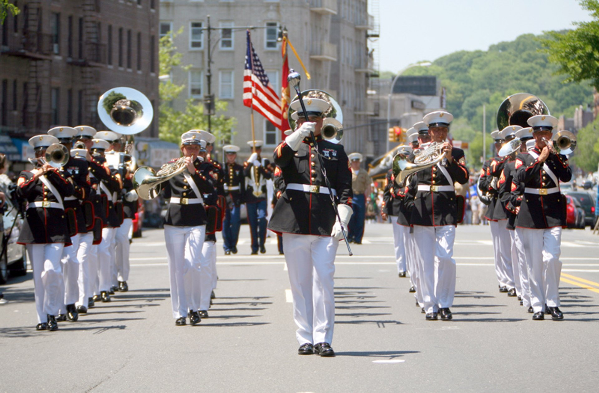 Memorial Day Parade in New York - Best Time