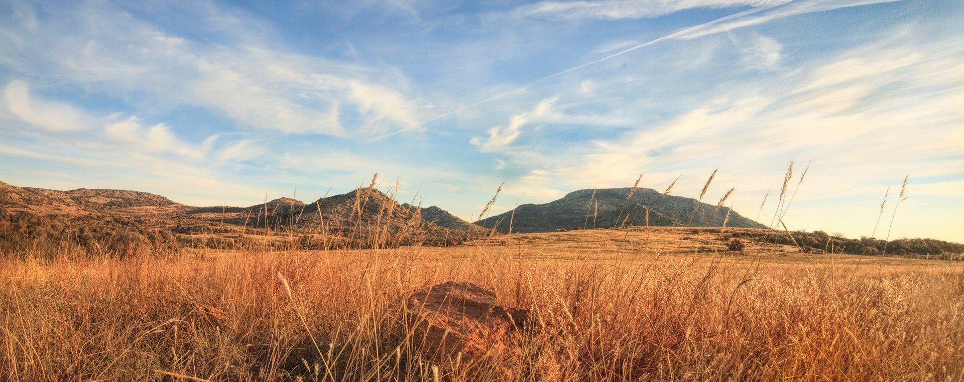 Quetone Overlook. Wichita Mountains Wildlife Refuge 2020