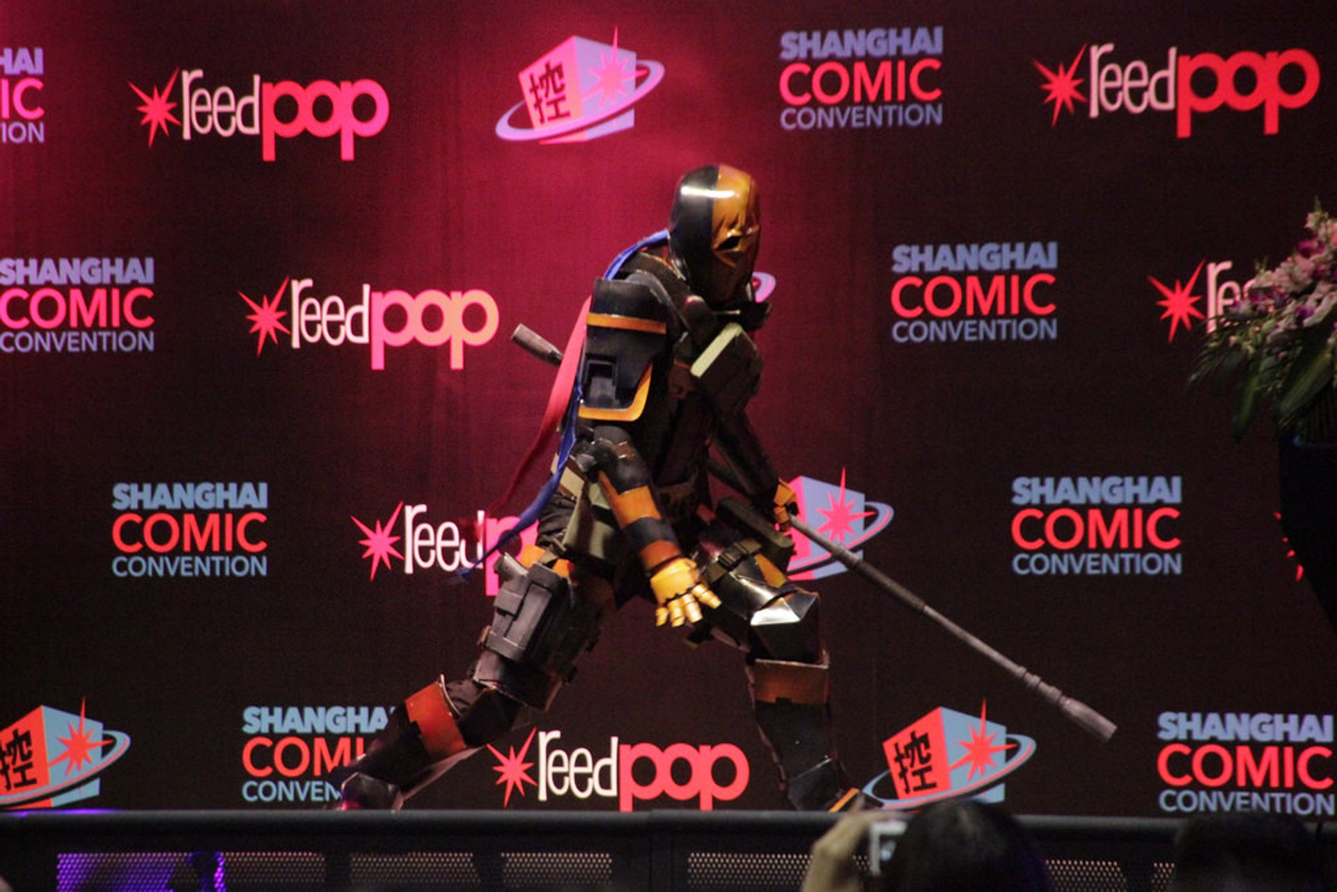 Shanghai Comic Convention in Shanghai - Best Season 2020