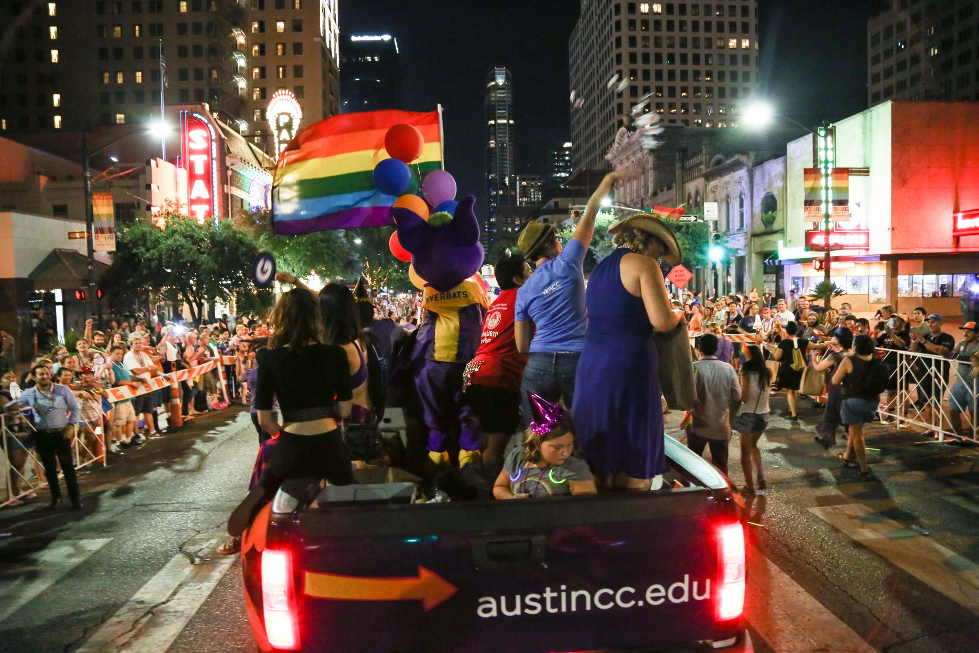Best time to see Austin Pride in Texas 2020
