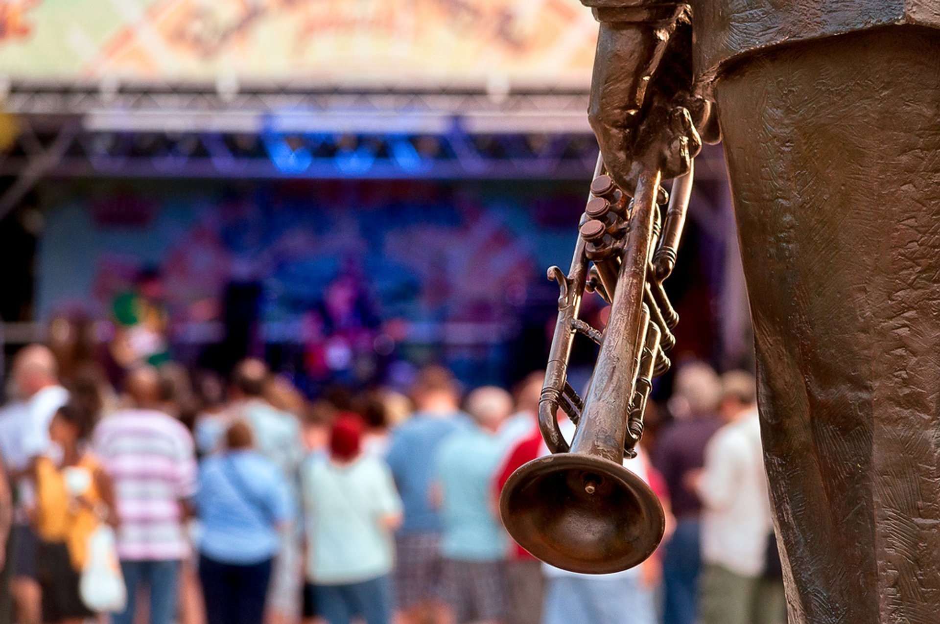 Jazz in the Park in New Orleans 2020 - Best Time
