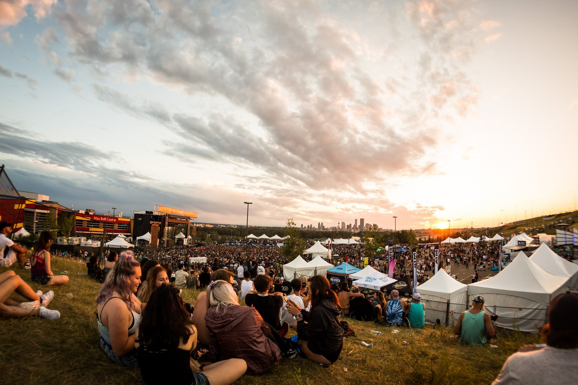 Chasing Summer Music Festival in Calgary - Best Season 2020
