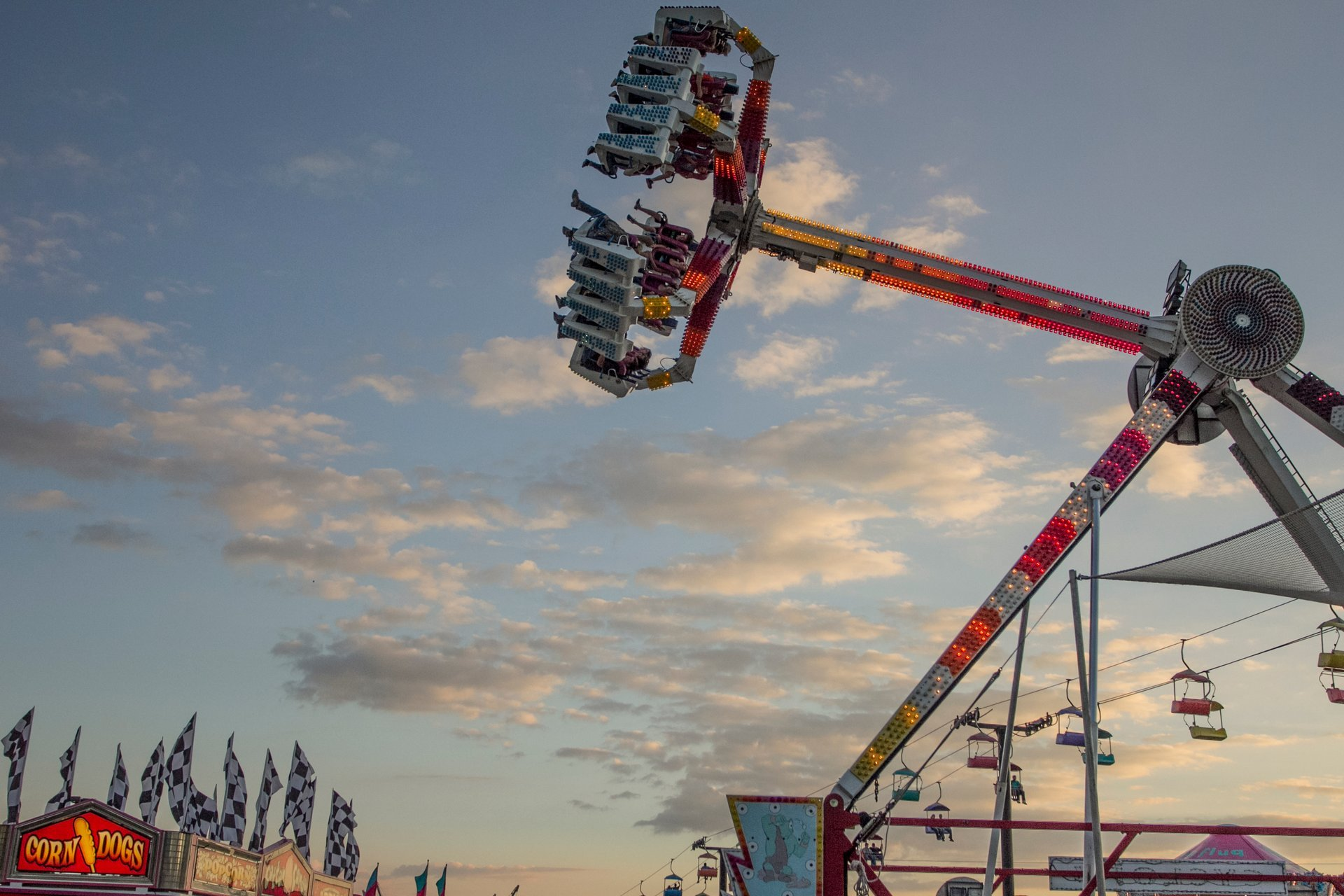 Best time to see NC Mountain State Fair  in North Carolina 2020