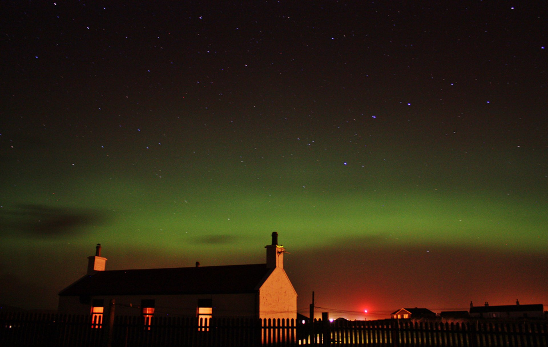 Northern Lights in The United Kingdom 2020 - Best Time