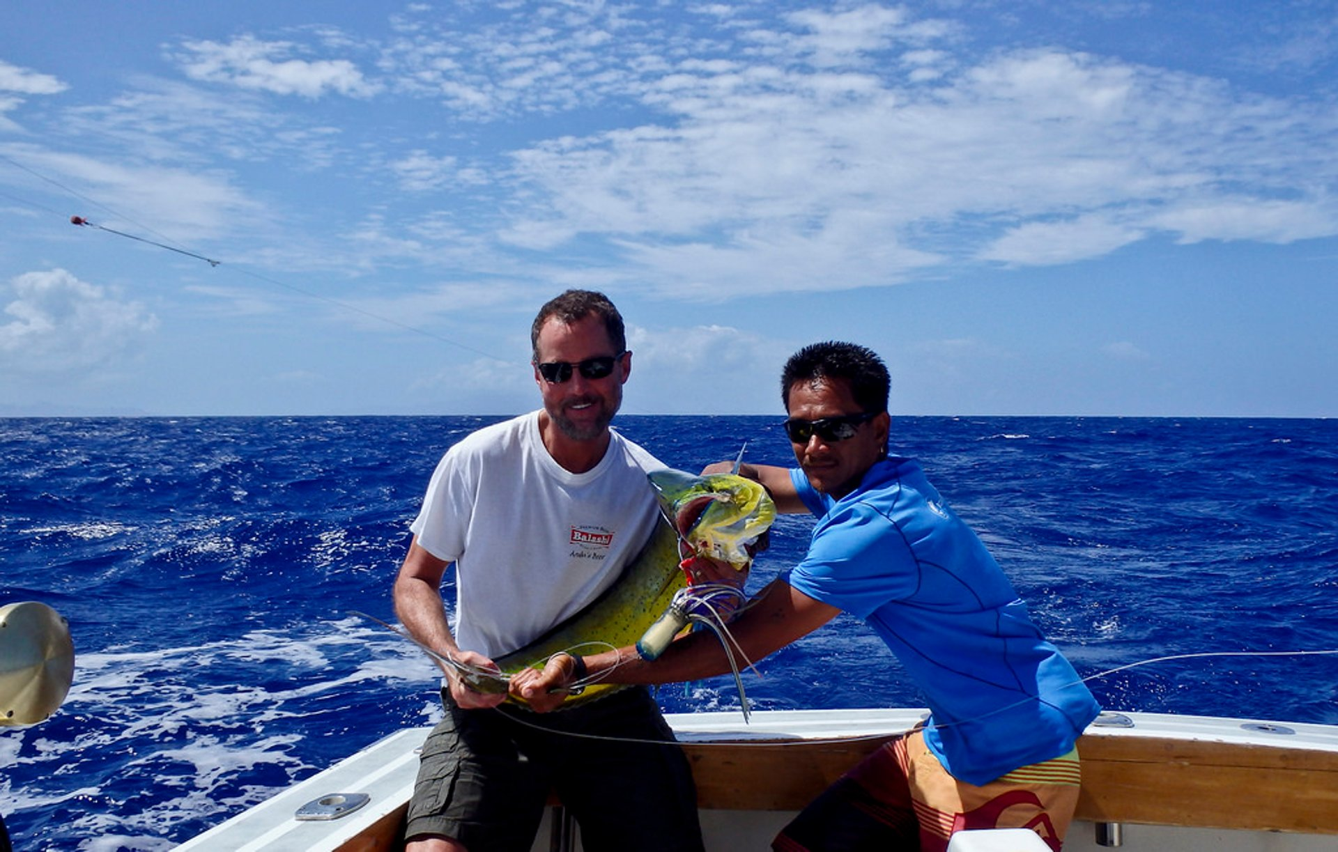 Deep Sea Fishing in French Polynesia - Best Season 2019