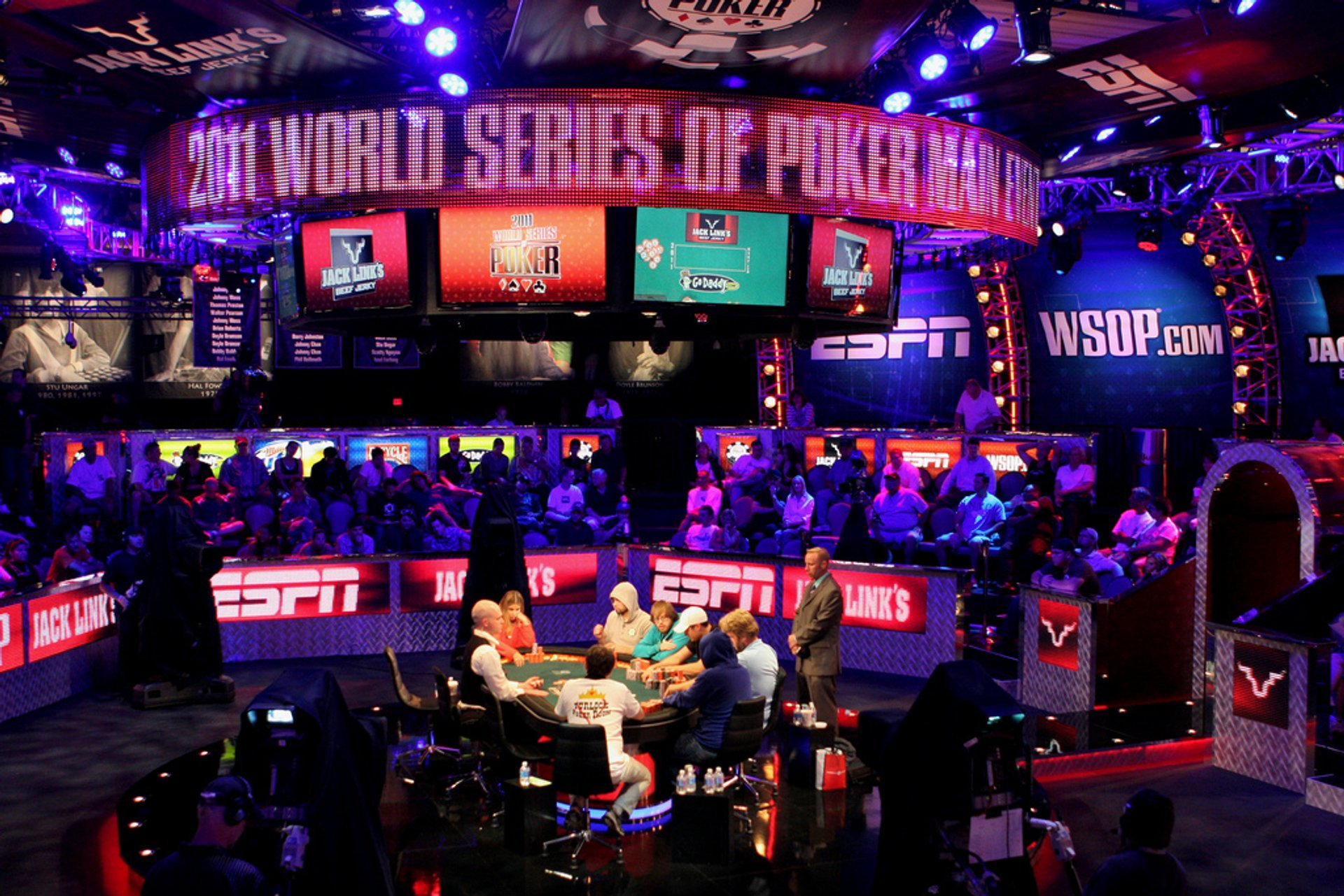 World Series of Poker (WSOP) in Las Vegas - Best Season 2020