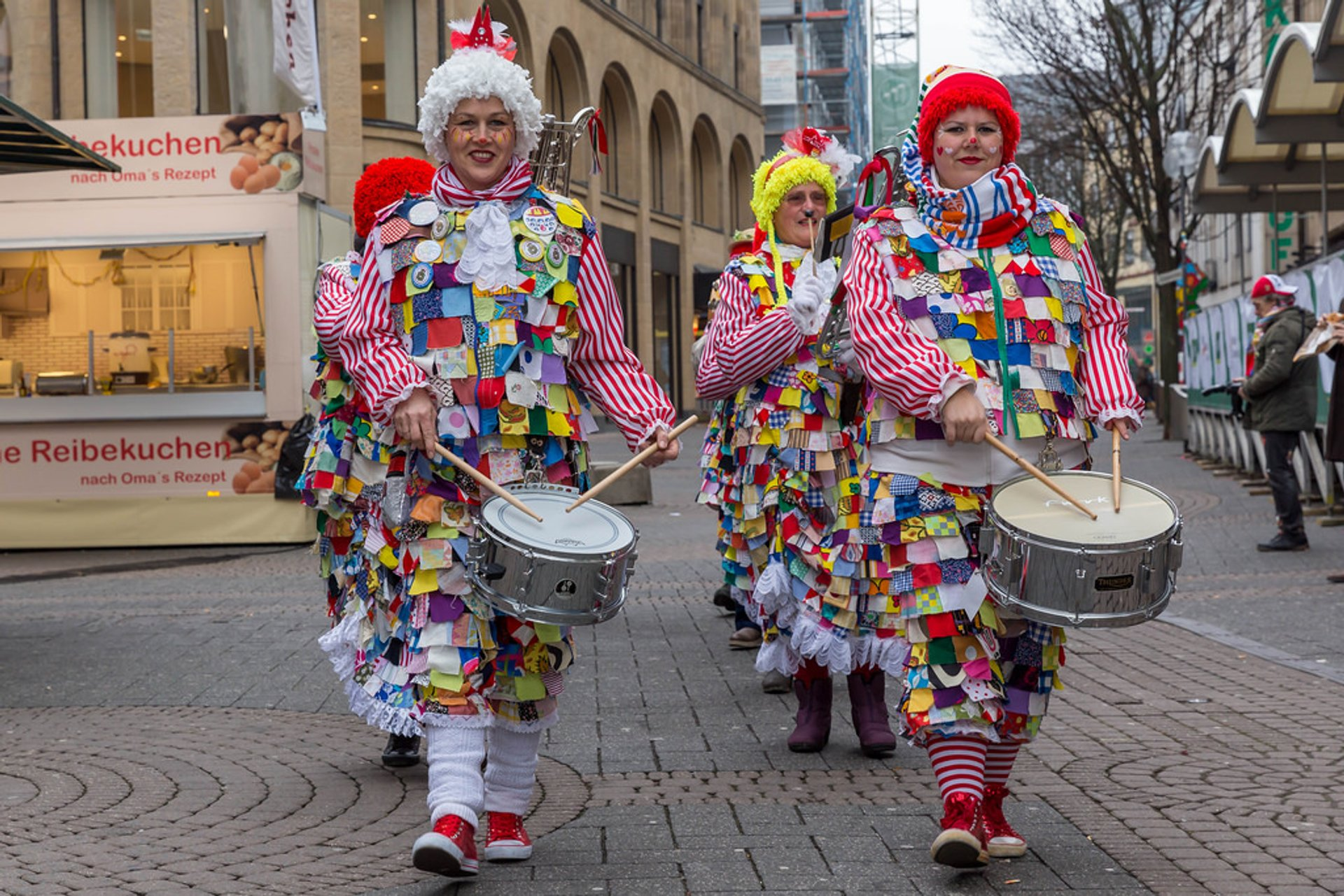 Cologne Carnival (Kölner Karneval) in Germany 2020 - Best Time