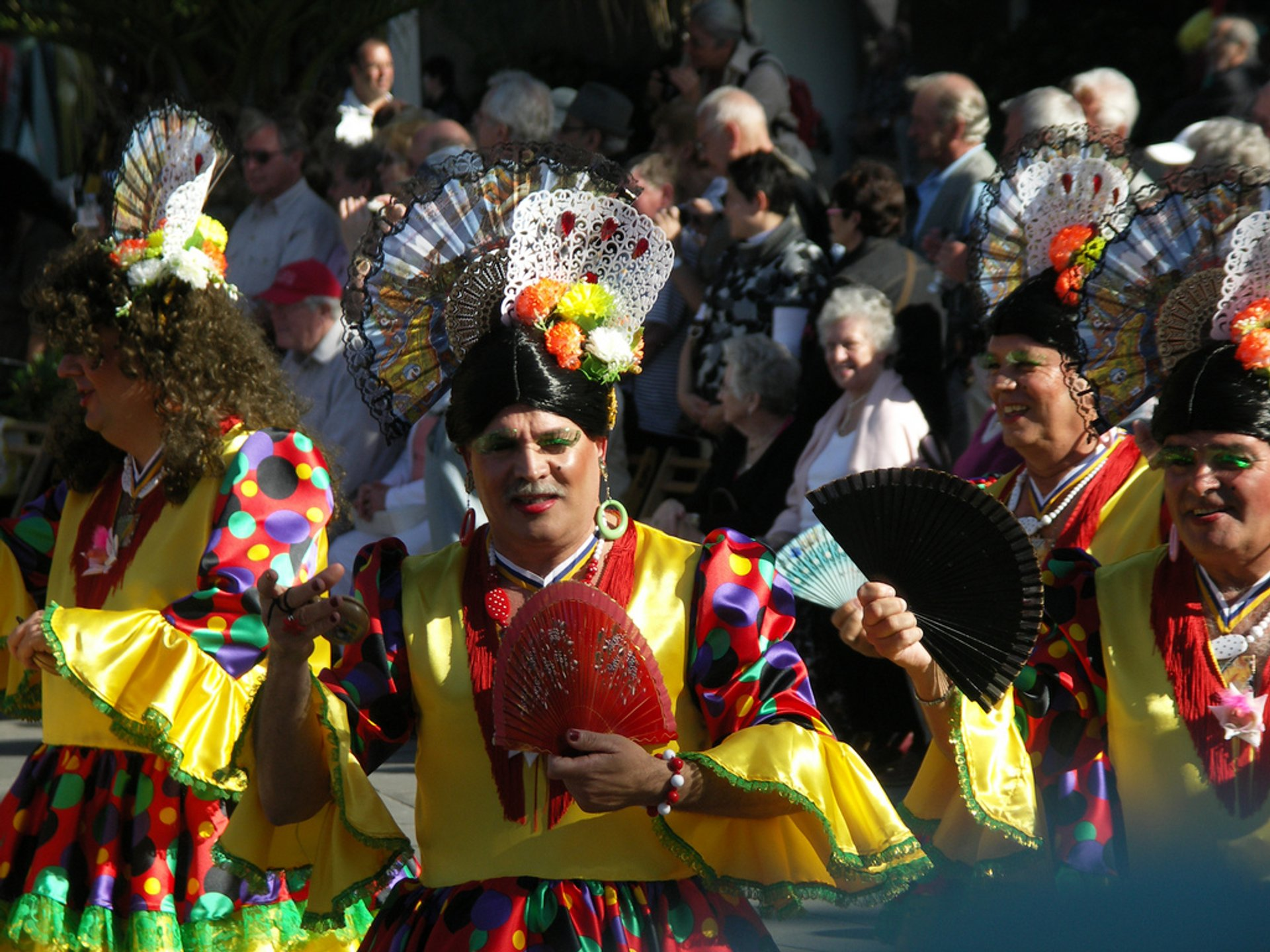 Puerto de la Cruz Carnival in Canary Islands 2020 - Best Time