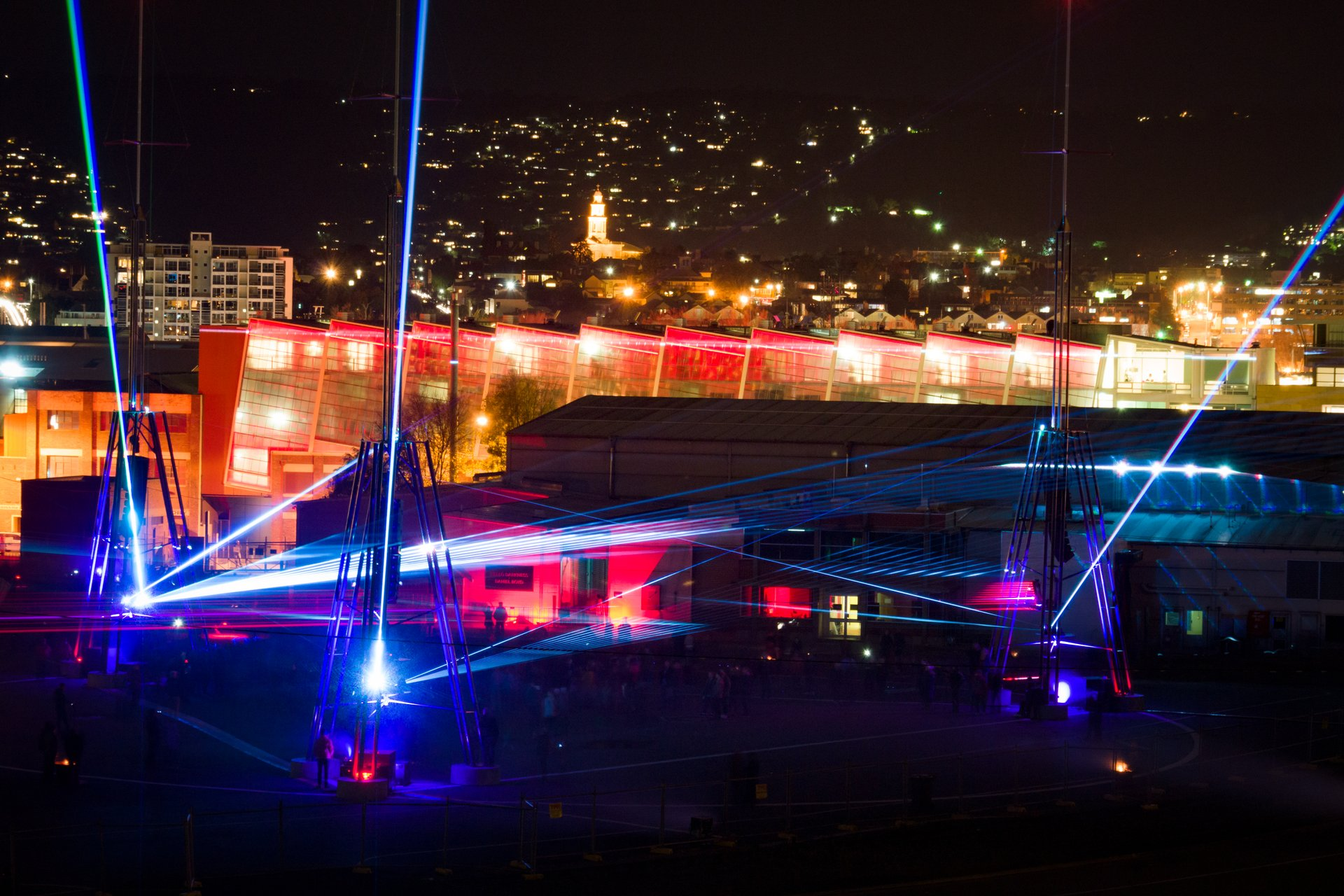 Best time for Dark Mofo Festival in Tasmania