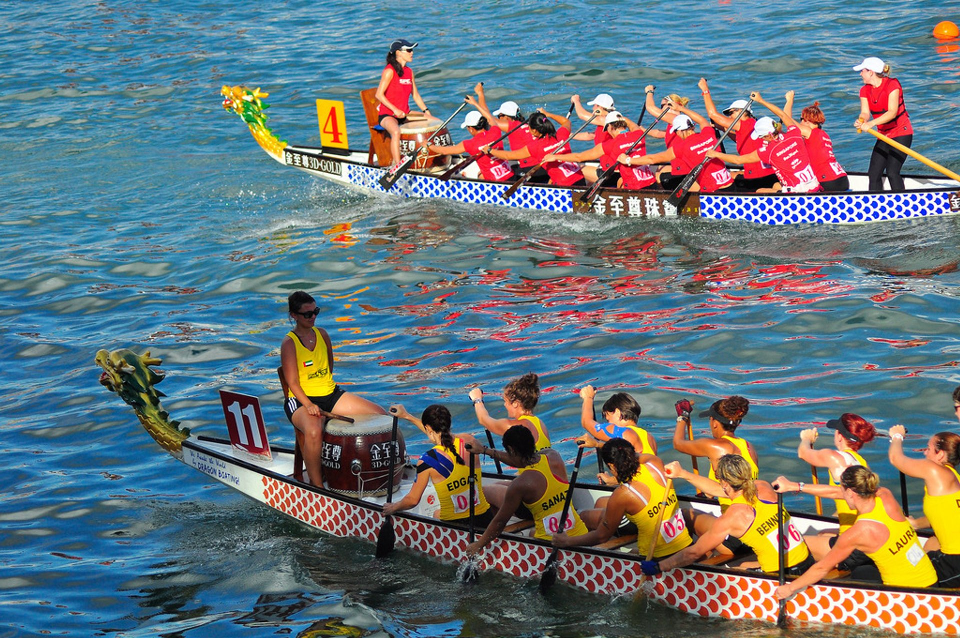 Dragon Boat Festival in Hong Kong - Best Season 2020