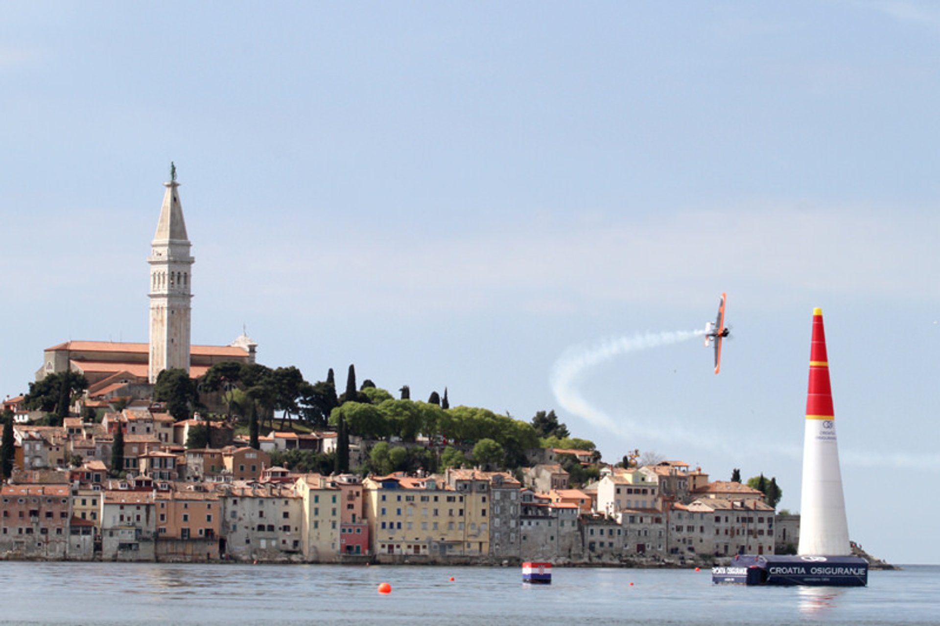 Red Bull Air Race 2015 in Croatia - Dates & Map